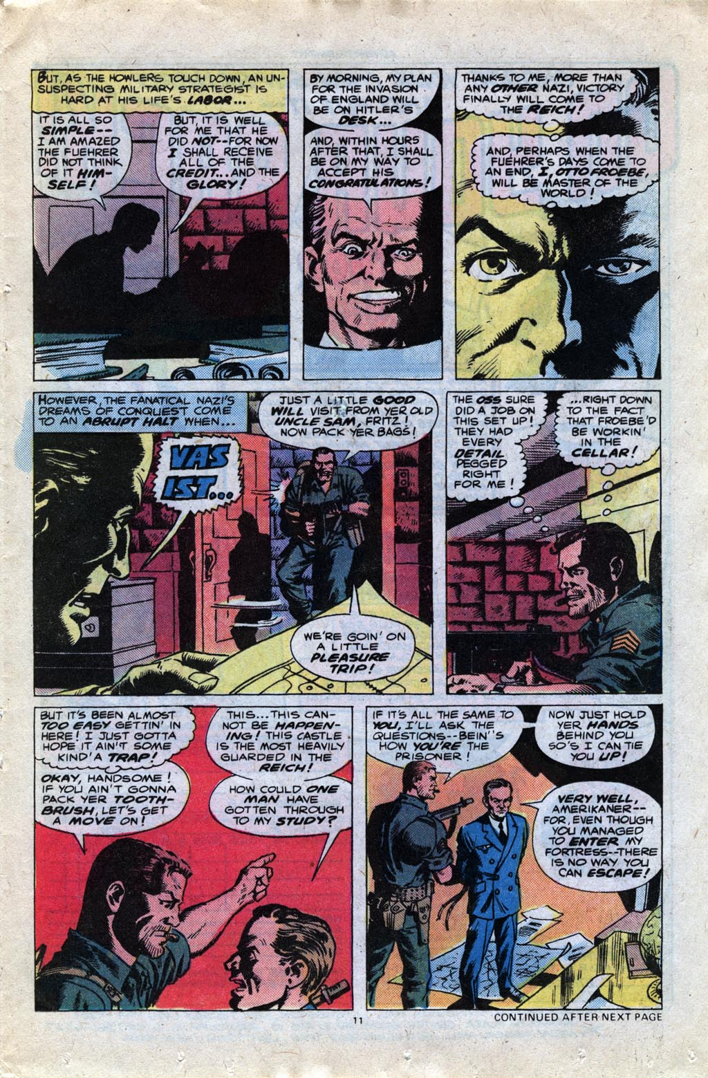 Read online Sgt. Fury comic -  Issue #148 - 13