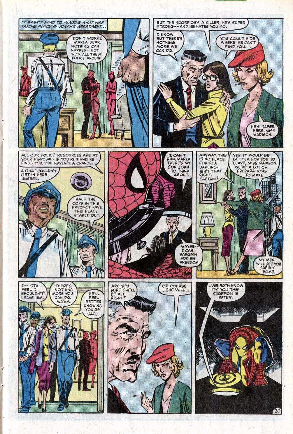 The Amazing Spider-Man (1963) _Annual_18 Page 24
