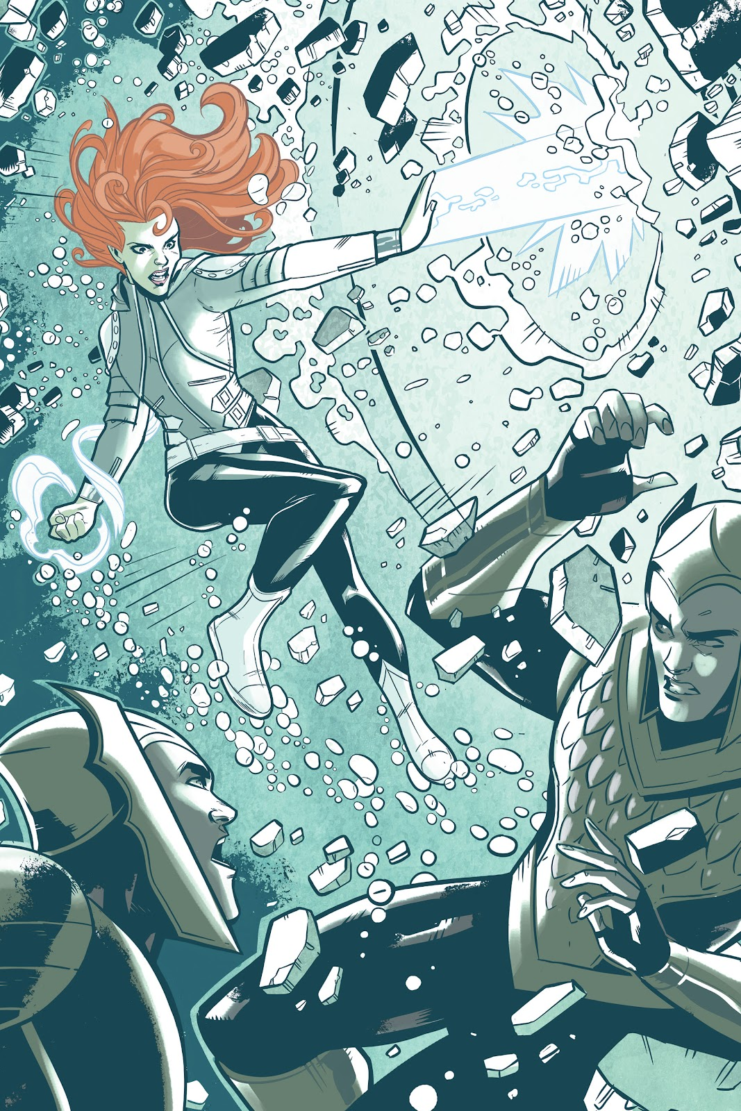 Read online Mera: Tidebreaker comic -  Issue # TPB (Part 1) - 15