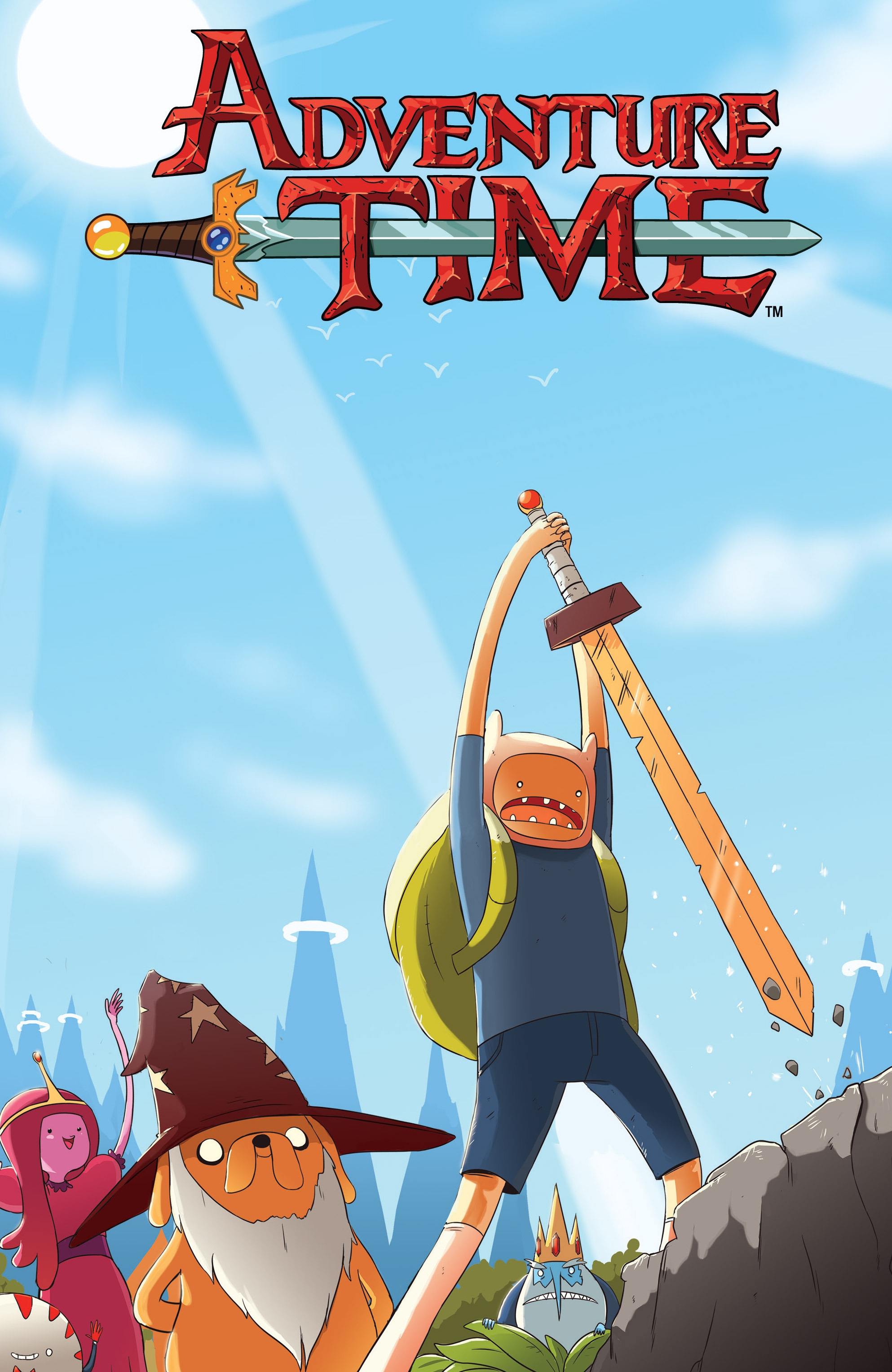 Read online Adventure Time comic -  Issue #Adventure Time _TPB 5 - 1