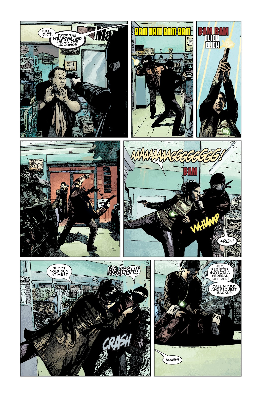 Read online Daredevil (1998) comic -  Issue # _Ultimate_Collection TPB 3 (Part 1) - 97