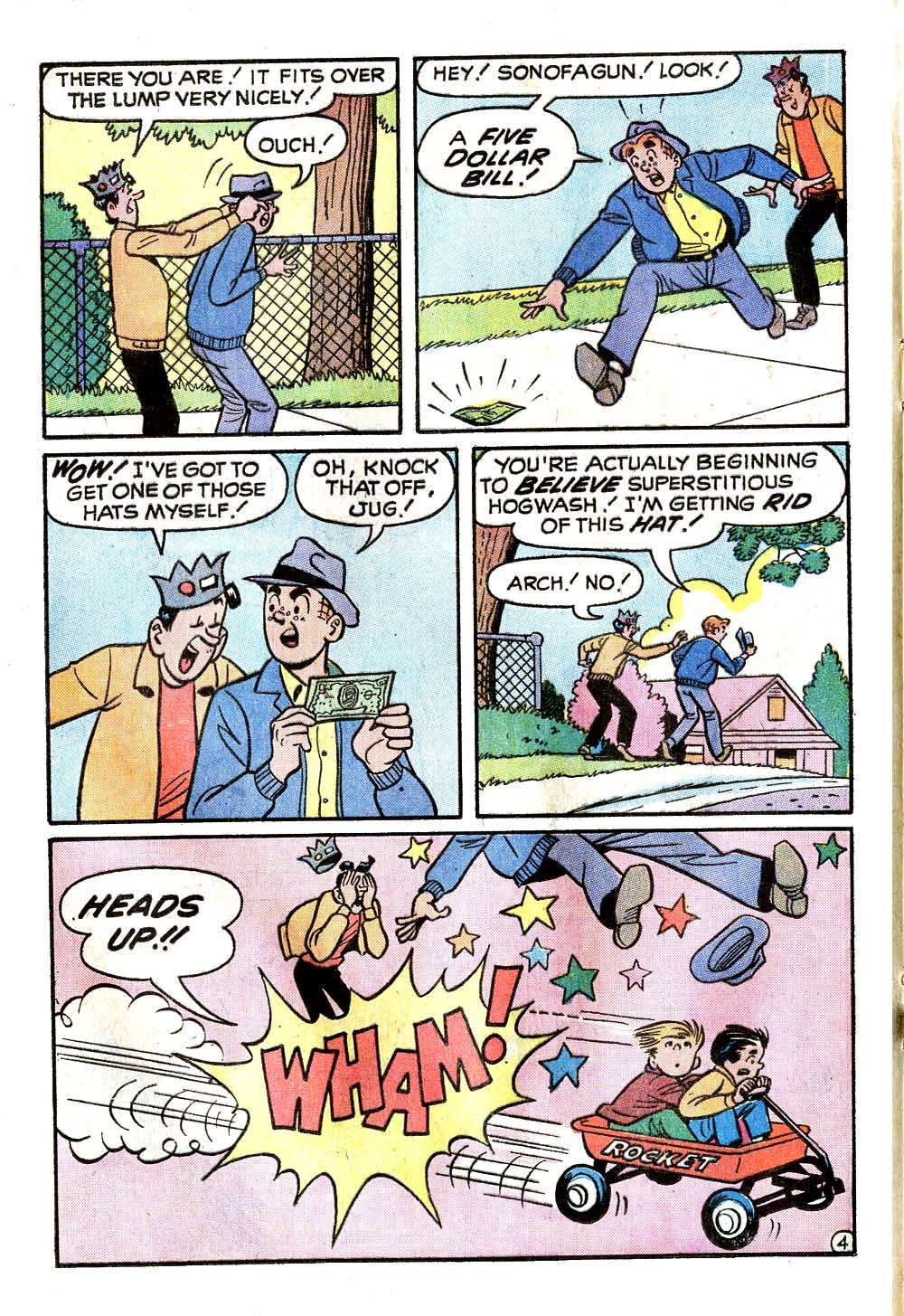 Read online Archie (1960) comic -  Issue #228 - 16