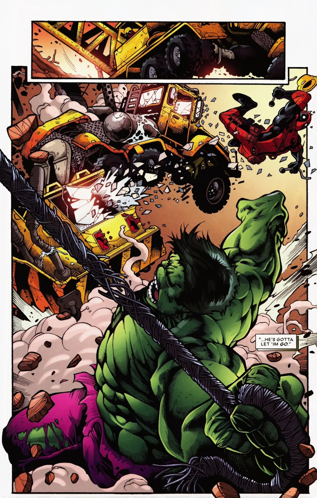 Read online Deadpool (2008) comic -  Issue #38 - 16