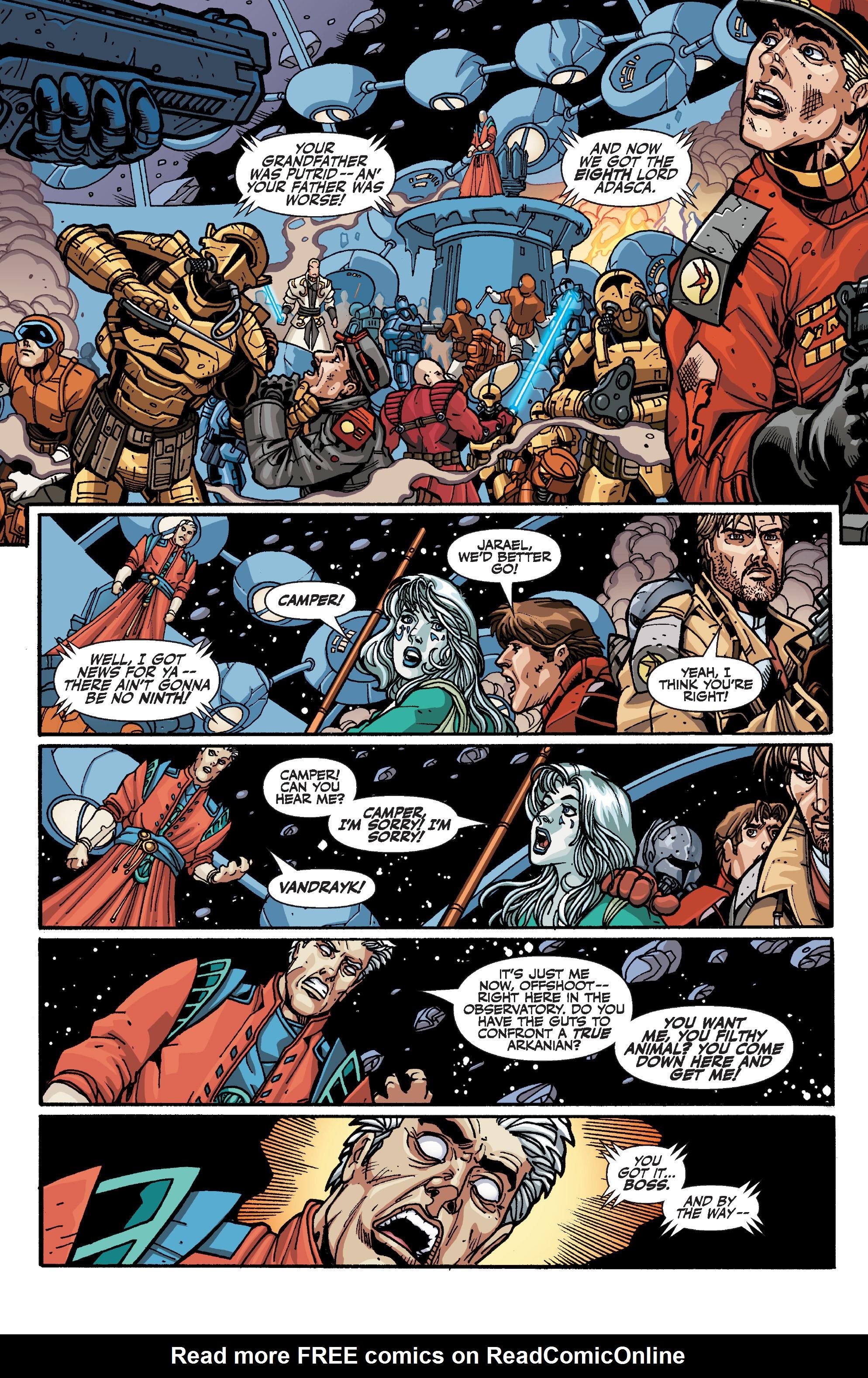 Read online Star Wars Omnibus comic -  Issue # Vol. 32 - 67