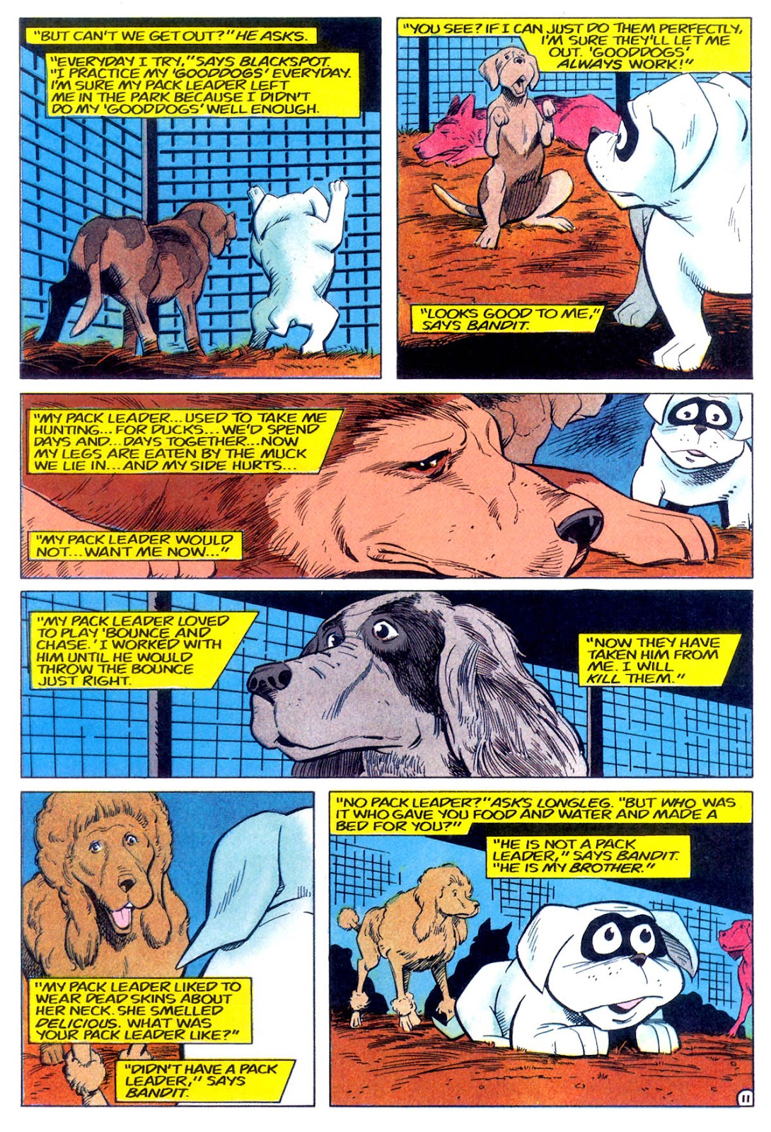Jonny Quest (1986) issue 11 - Page 14