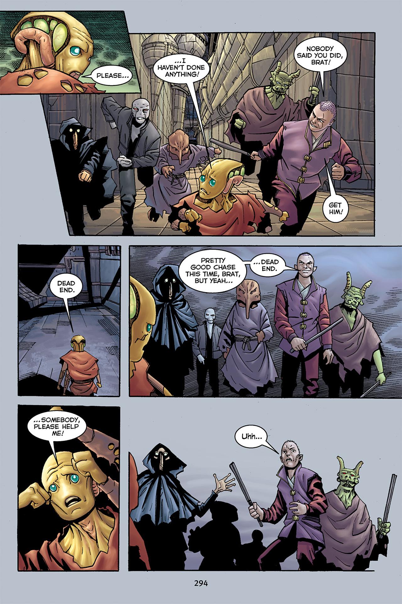 Read online Star Wars Omnibus comic -  Issue # Vol. 10 - 290