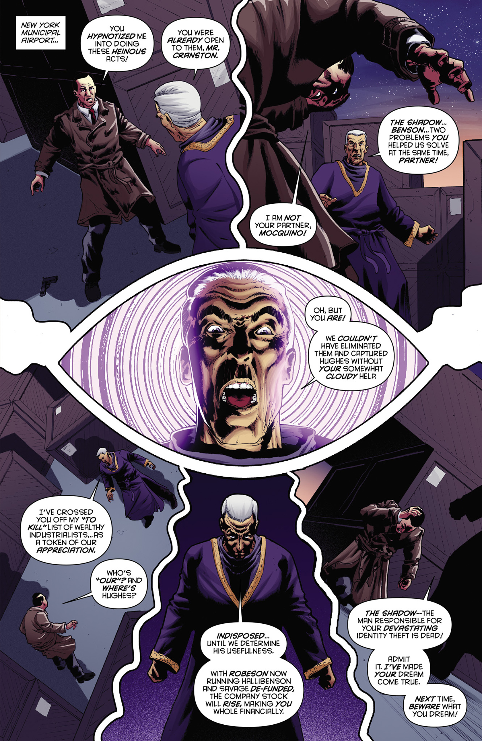 Read online Justice, Inc. comic -  Issue #3 - 14