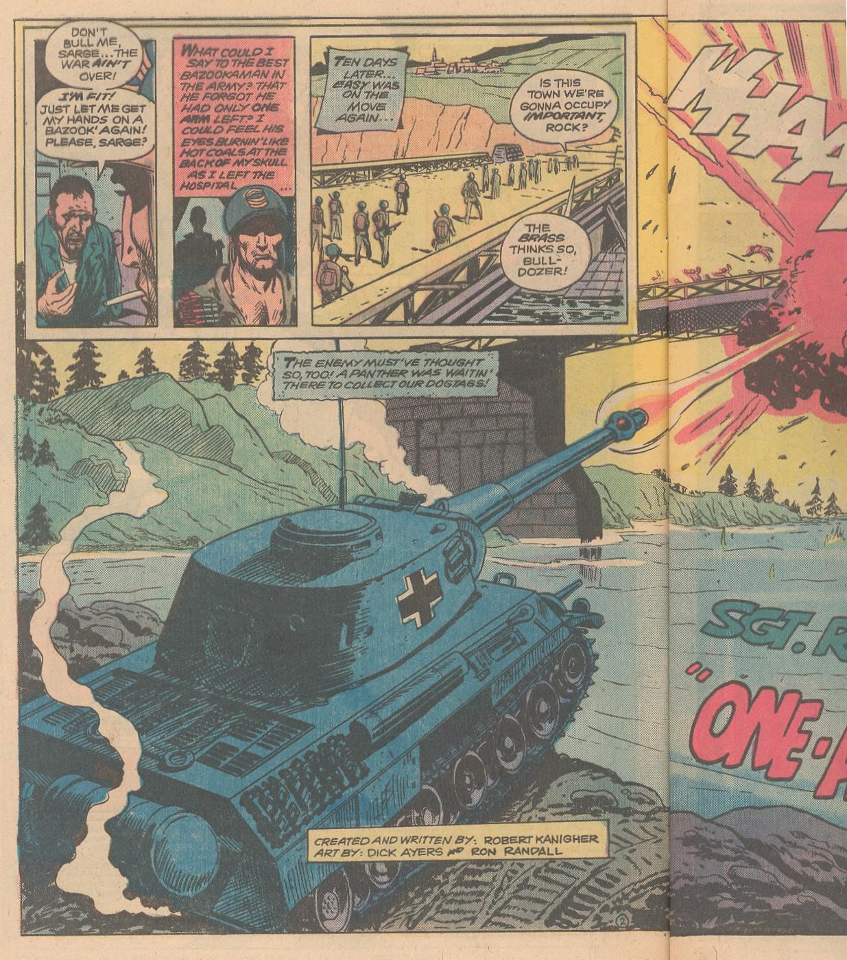 Read online Sgt. Rock comic -  Issue #348 - 3