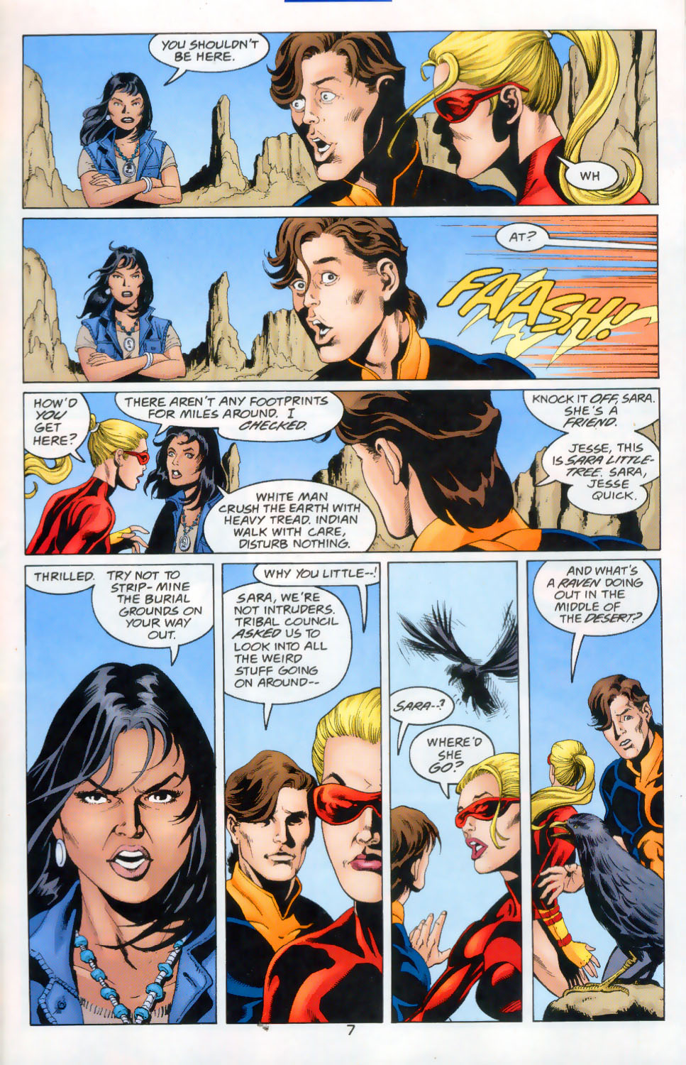 Read online The Titans (1999) comic -  Issue #45 - 8