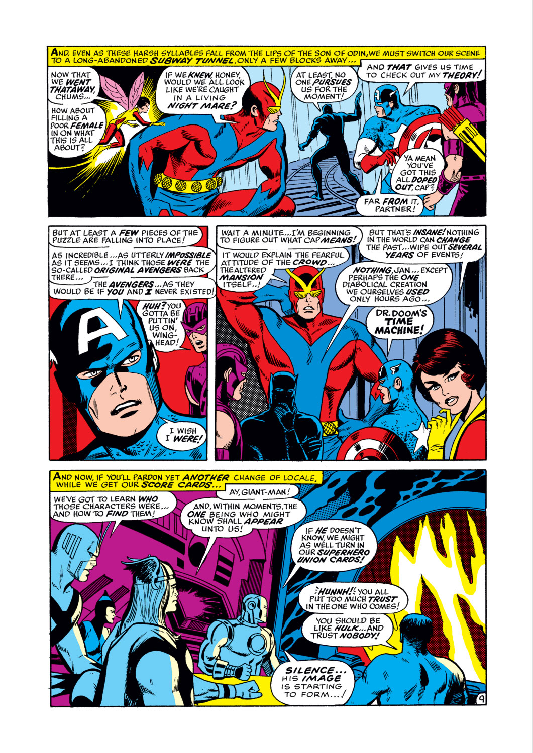 The Avengers (1963) _Annual_2 Page 9