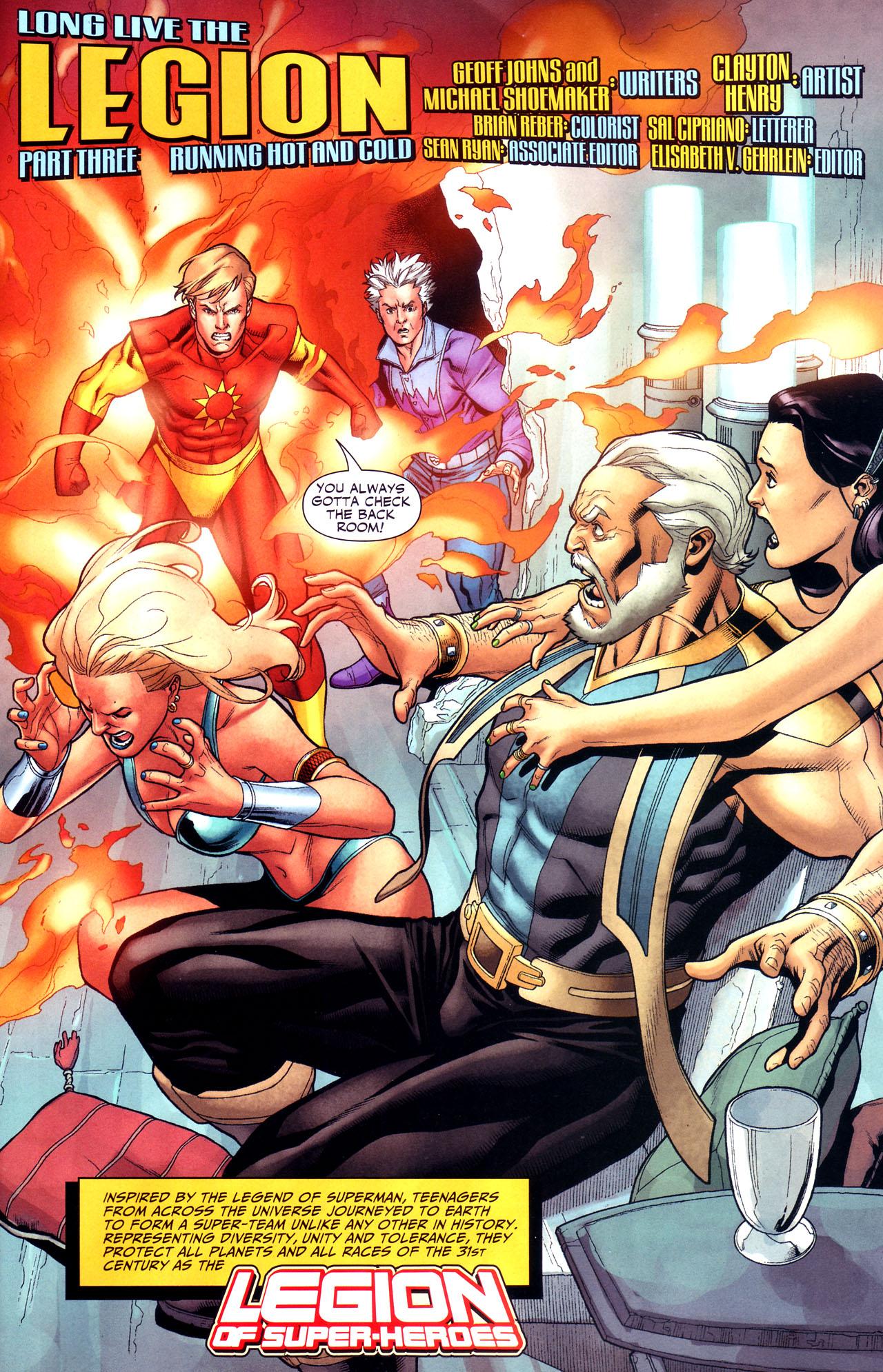 Read online Adventure Comics (2009) comic -  Issue #3 - 25