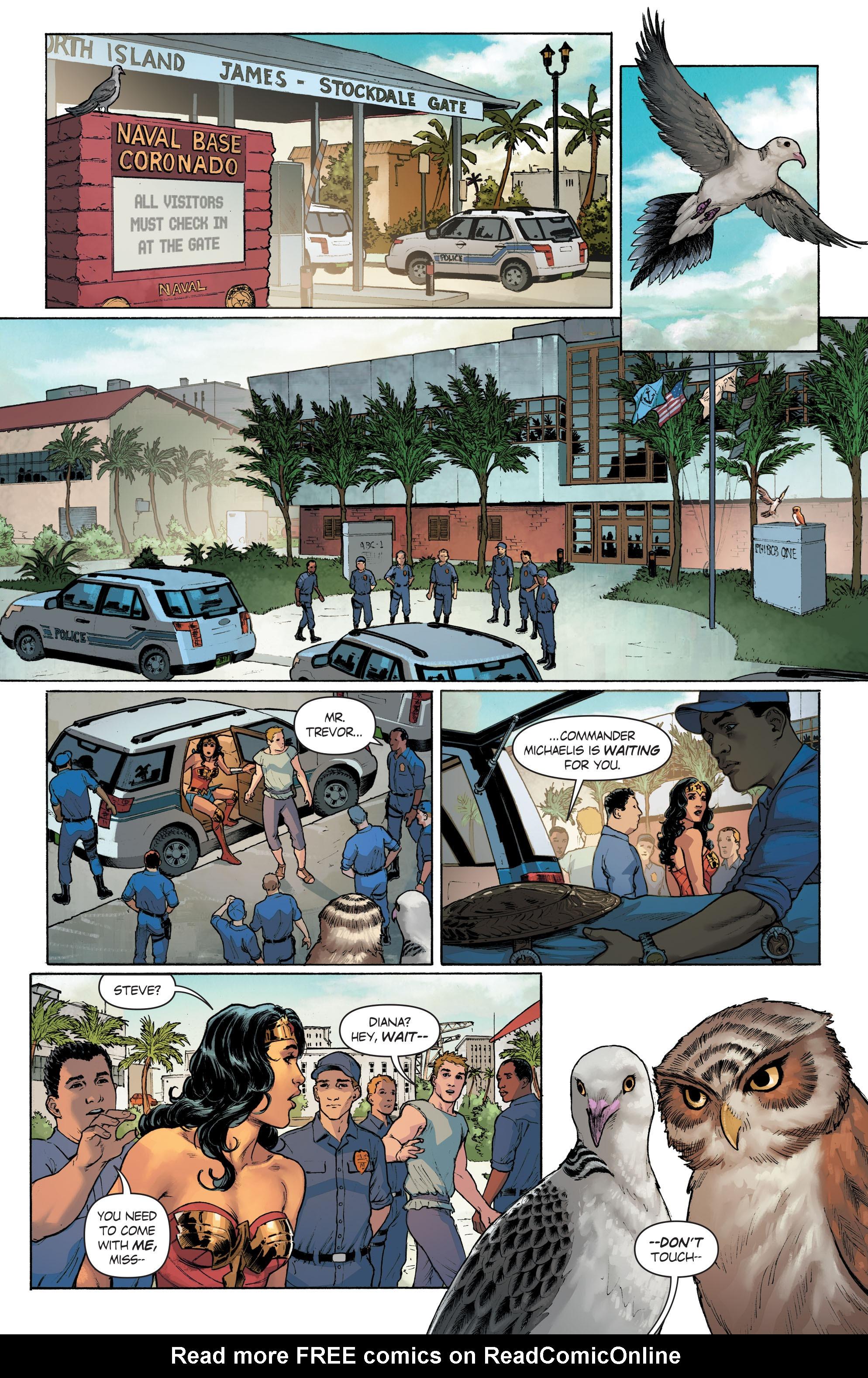 Read online Wonder Woman (2016) comic -  Issue #6 - 6
