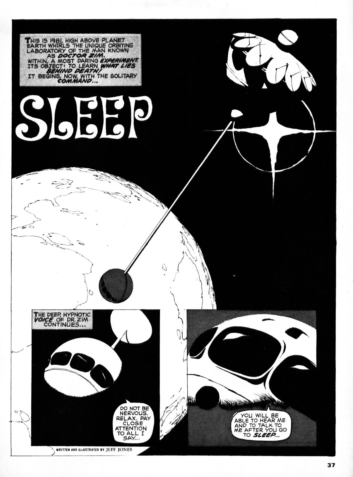 Nightmare (1970) issue 21 - Page 36