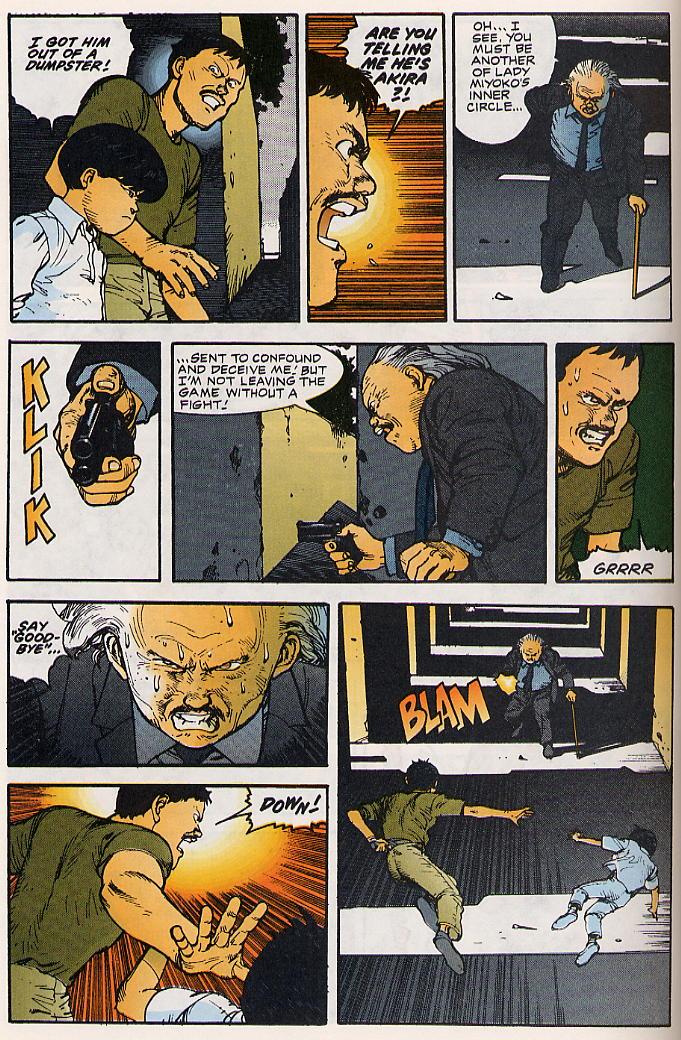 Read online Akira comic -  Issue #15 - 41