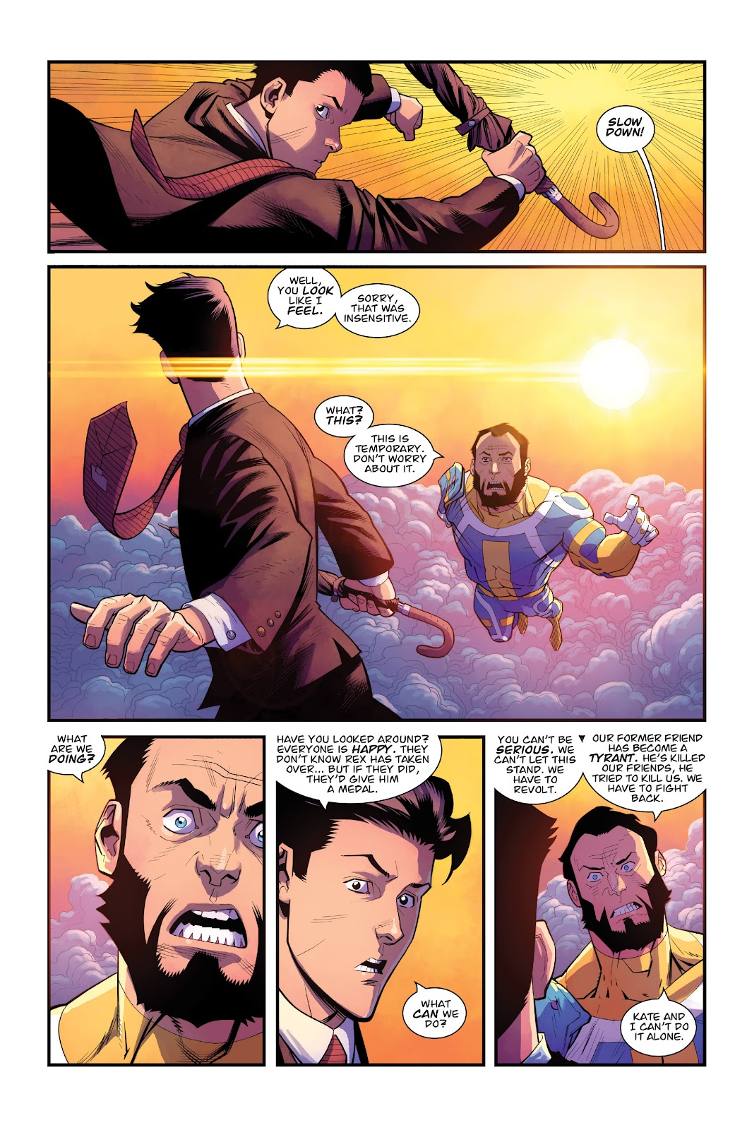 Invincible (2003) issue TPB 21 - Modern Family - Page 36