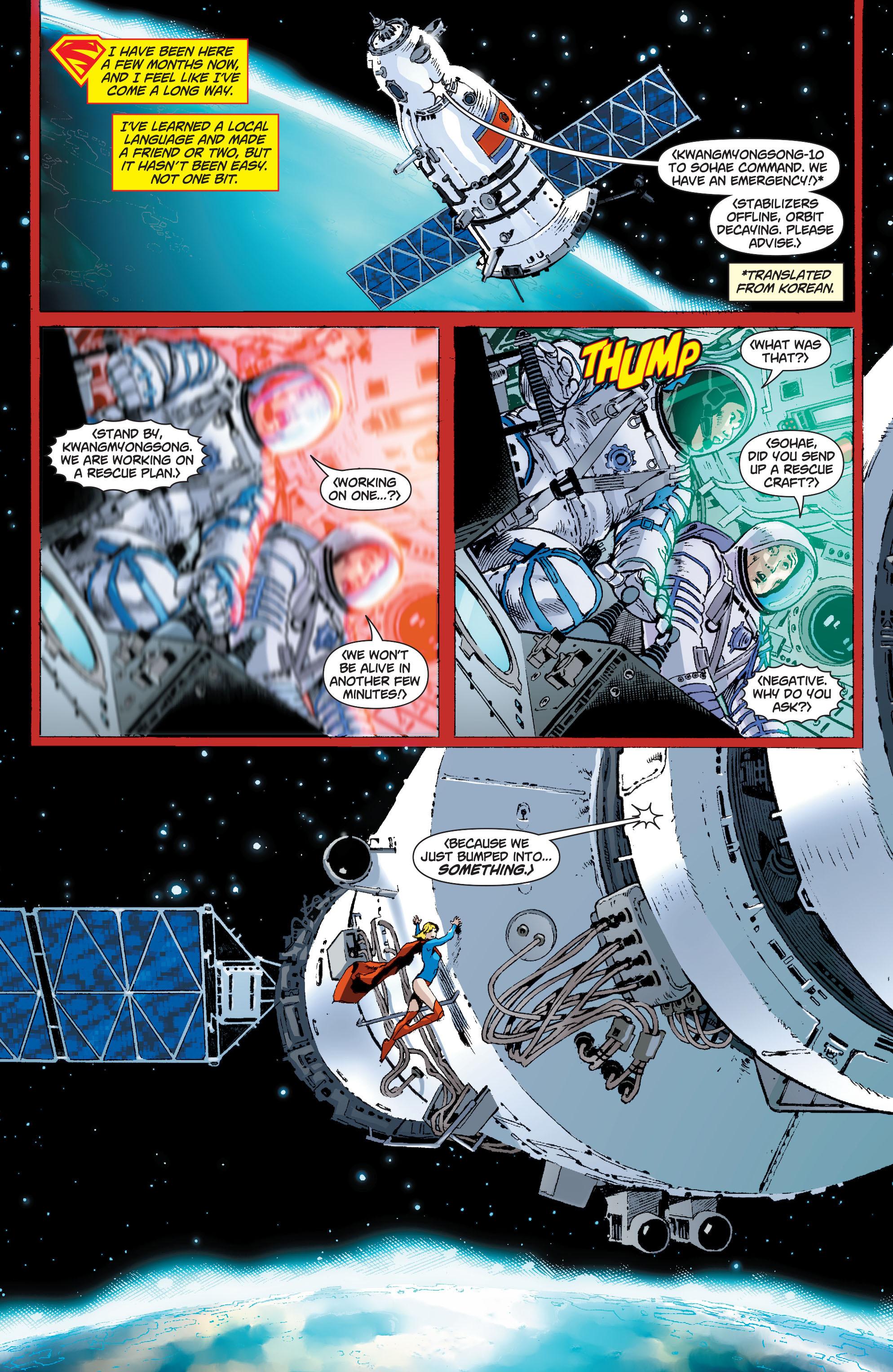 Read online Secret Origins (2014) comic -  Issue #1 - 34