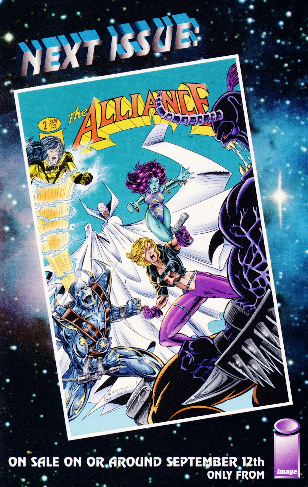 Read online The Alliance comic -  Issue #1 - 28