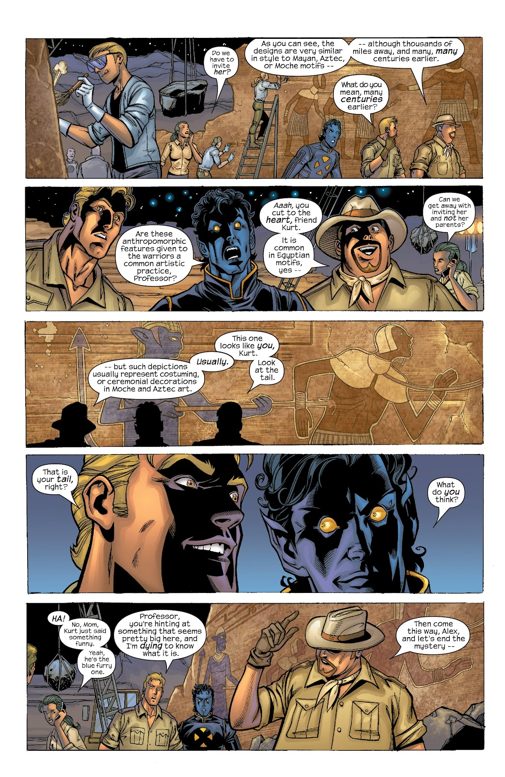 Read online X-Men: Unstoppable comic -  Issue # TPB (Part 4) - 38