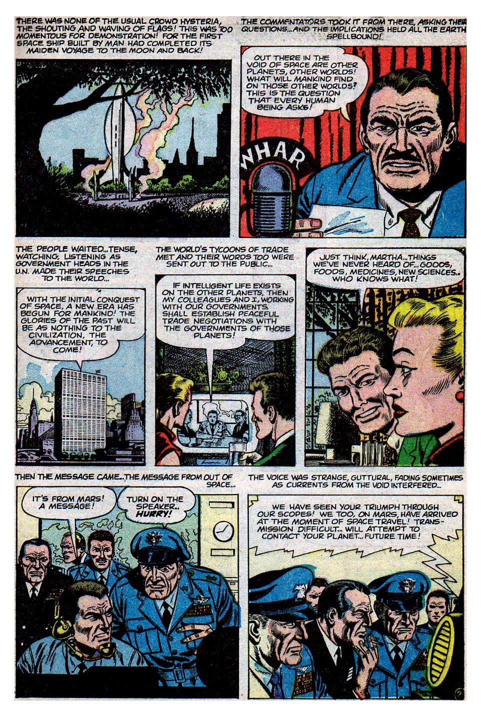 Read online Adventures into Weird Worlds comic -  Issue #30 - 21