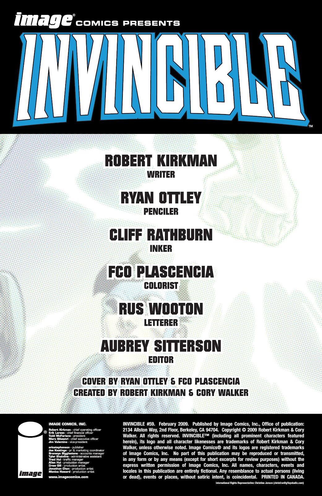 Invincible (2003) 59 Page 2
