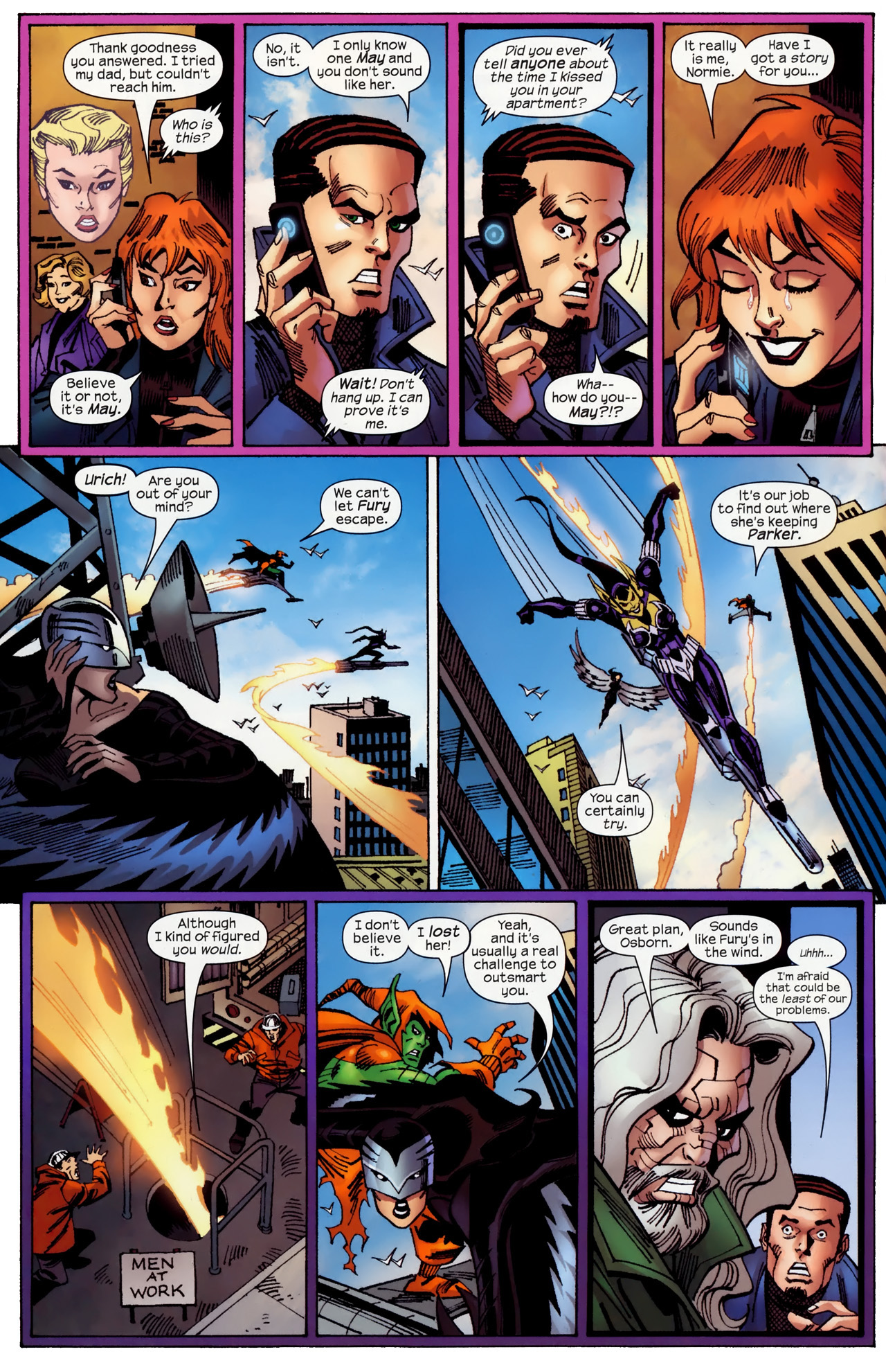 Read online Amazing Spider-Girl comic -  Issue #27 - 15