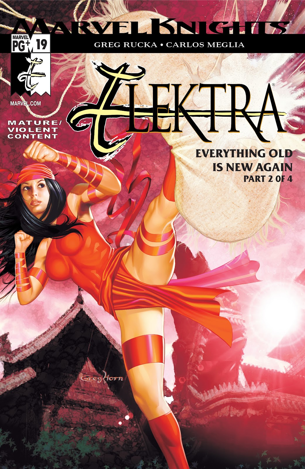Read online Elektra (2001) comic -  Issue # _TPB Elektra by Greg Rucka Ultimate Collection (Part 3) - 84