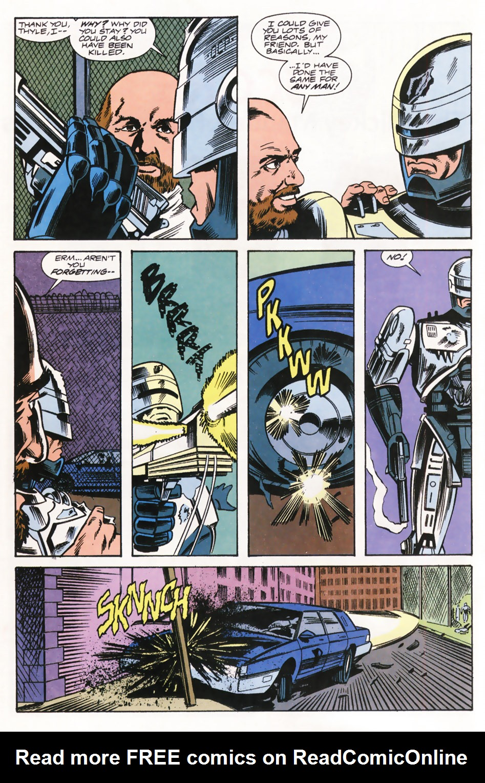 Read online Robocop (1990) comic -  Issue #15 - 9