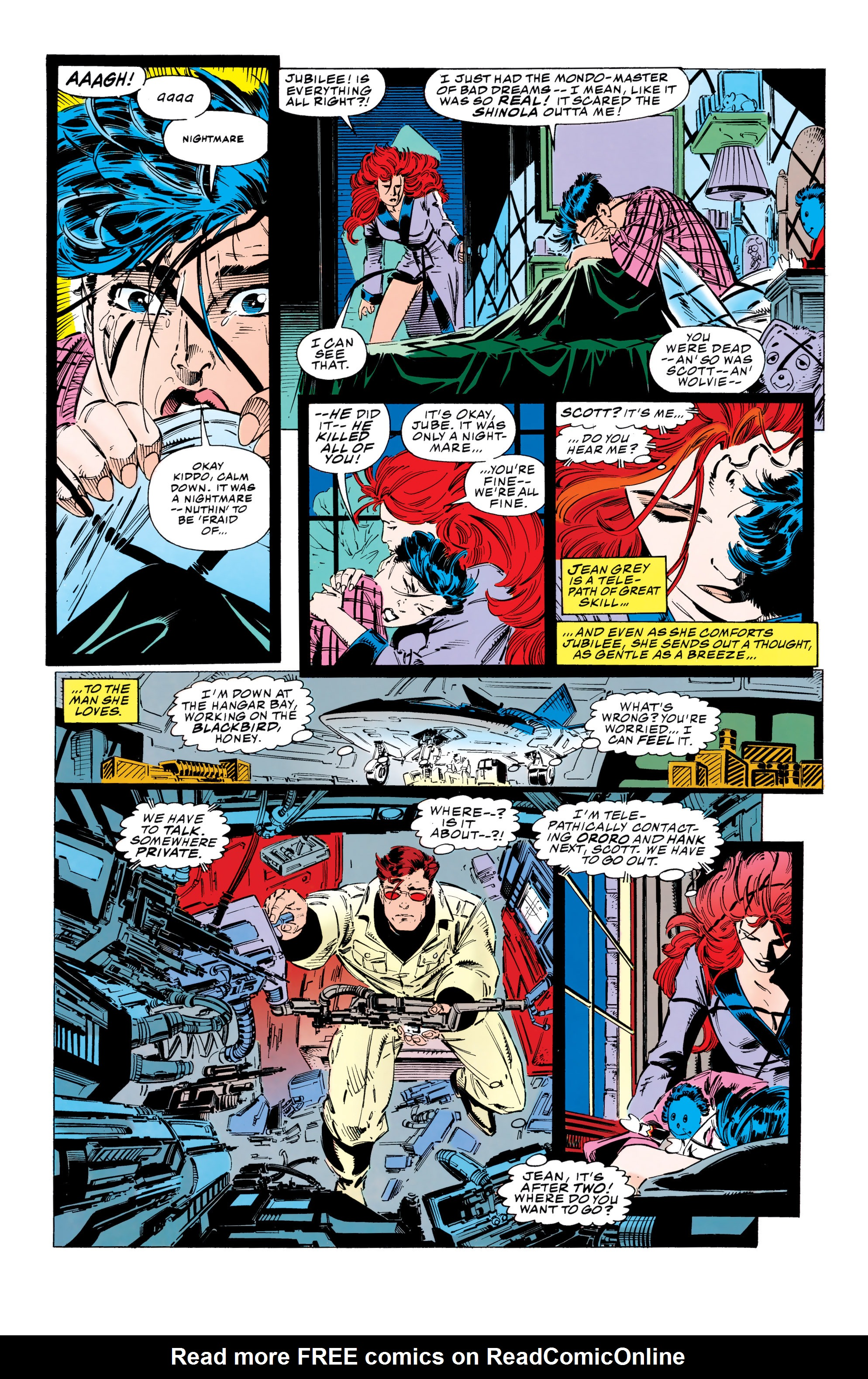 X-Men (1991) 28 Page 3