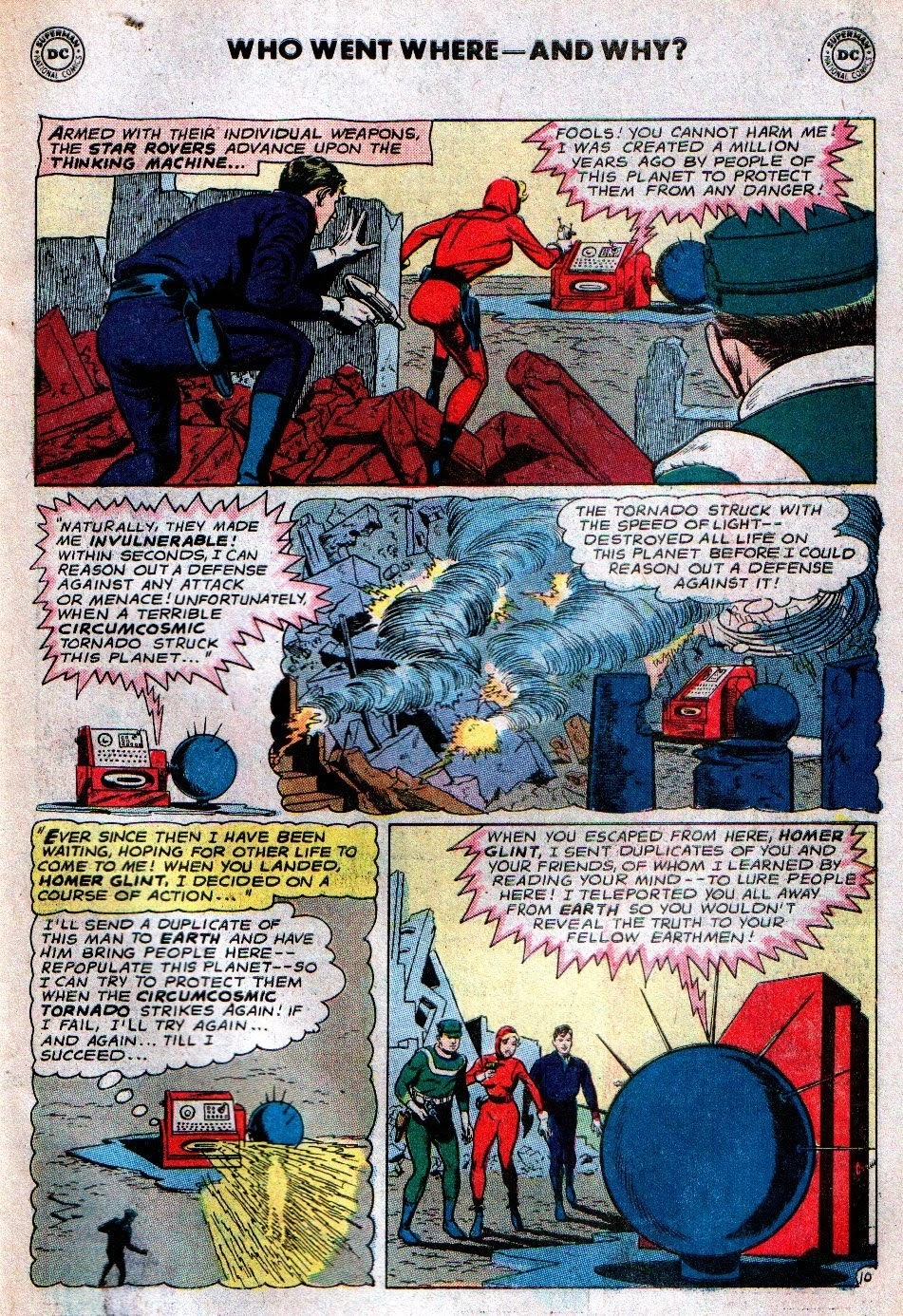 From Beyond the Unknown (1969) issue 19 - Page 31