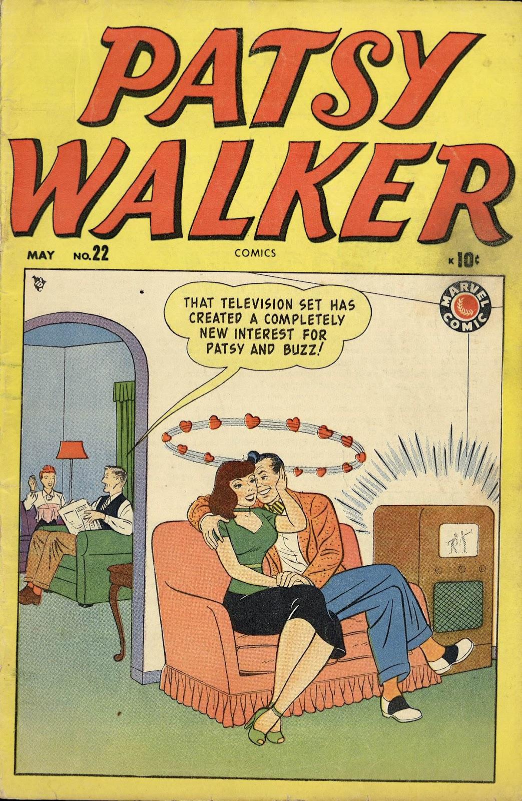 Patsy Walker 22 Page 1