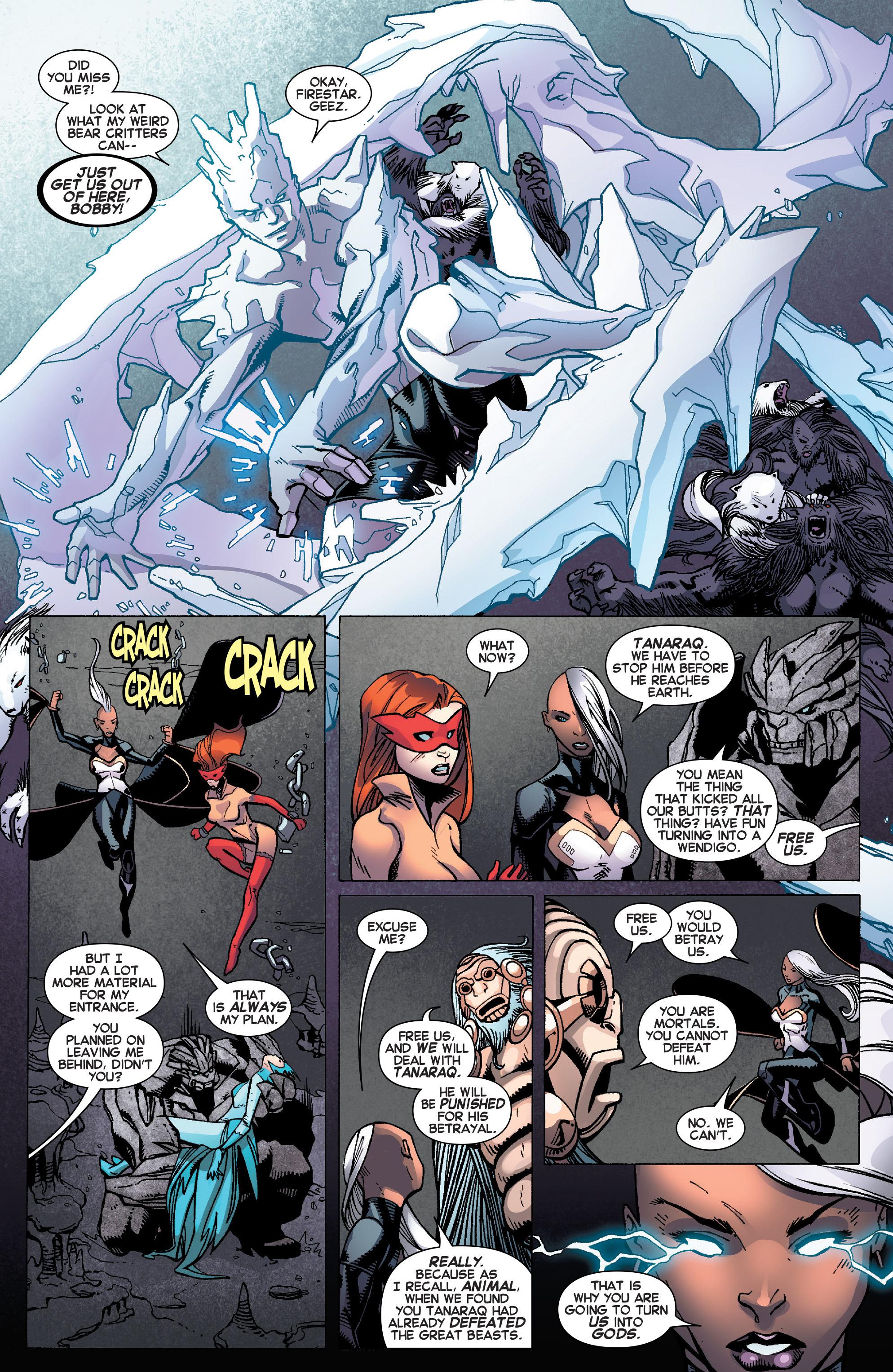 Read online Amazing X-Men (2014) comic -  Issue #12 - 12
