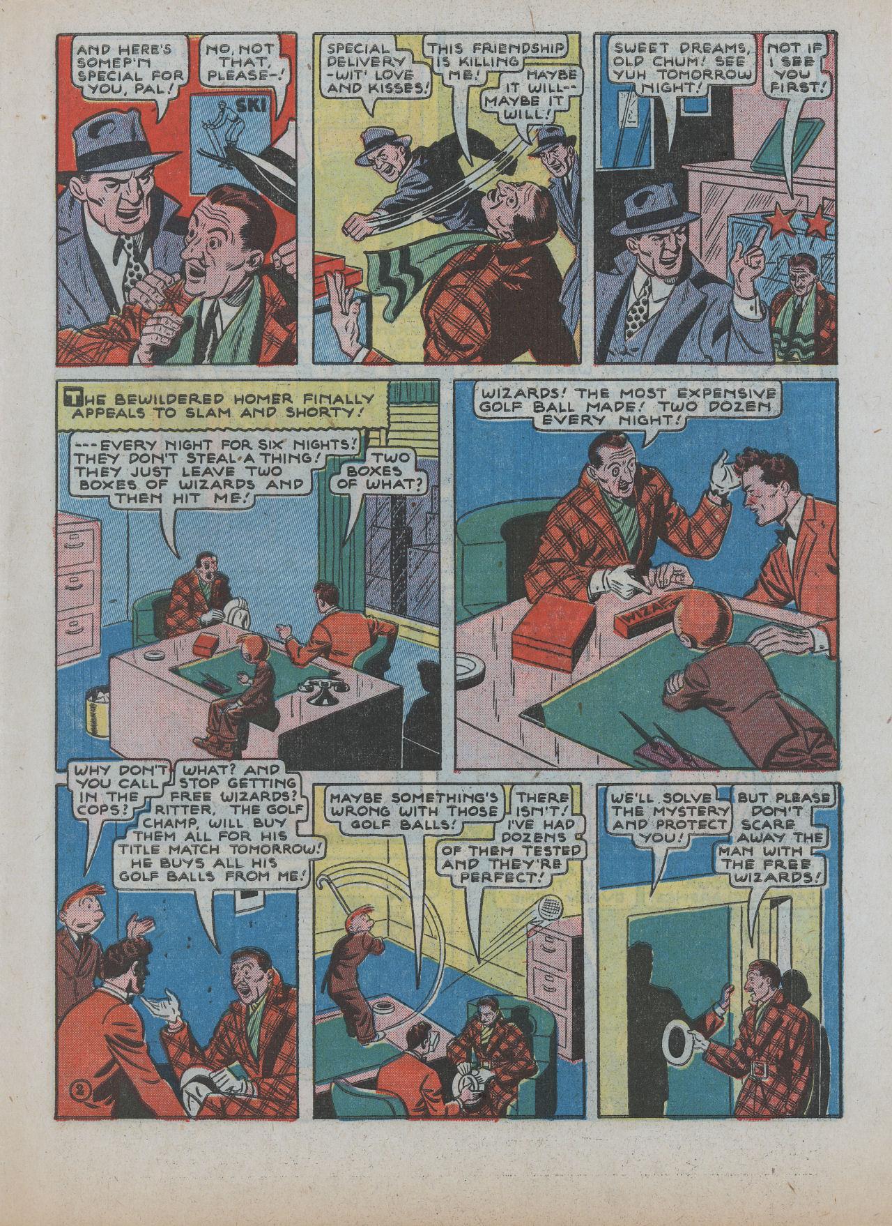 Read online Detective Comics (1937) comic -  Issue #63 - 59