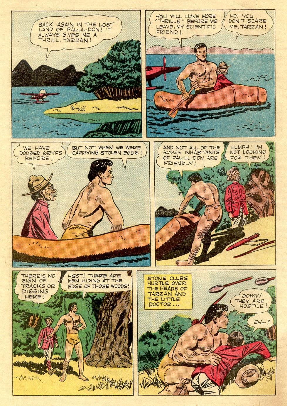 Tarzan (1948) issue 62 - Page 5
