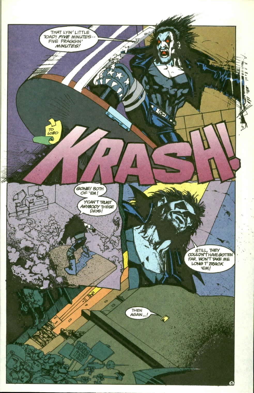Read online Lobo (1990) comic -  Issue #2 - 6