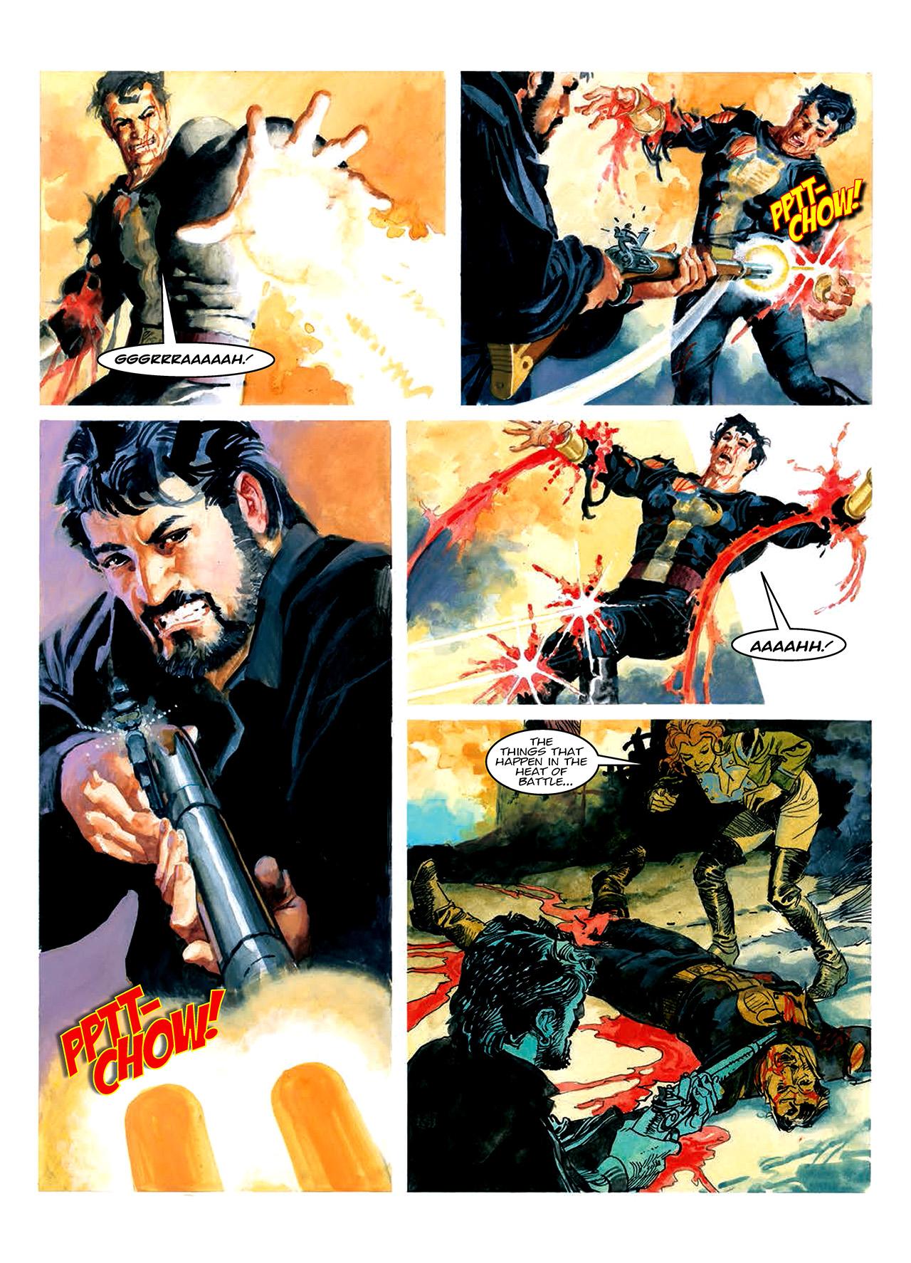 Read online Nikolai Dante comic -  Issue # TPB 10 - 74