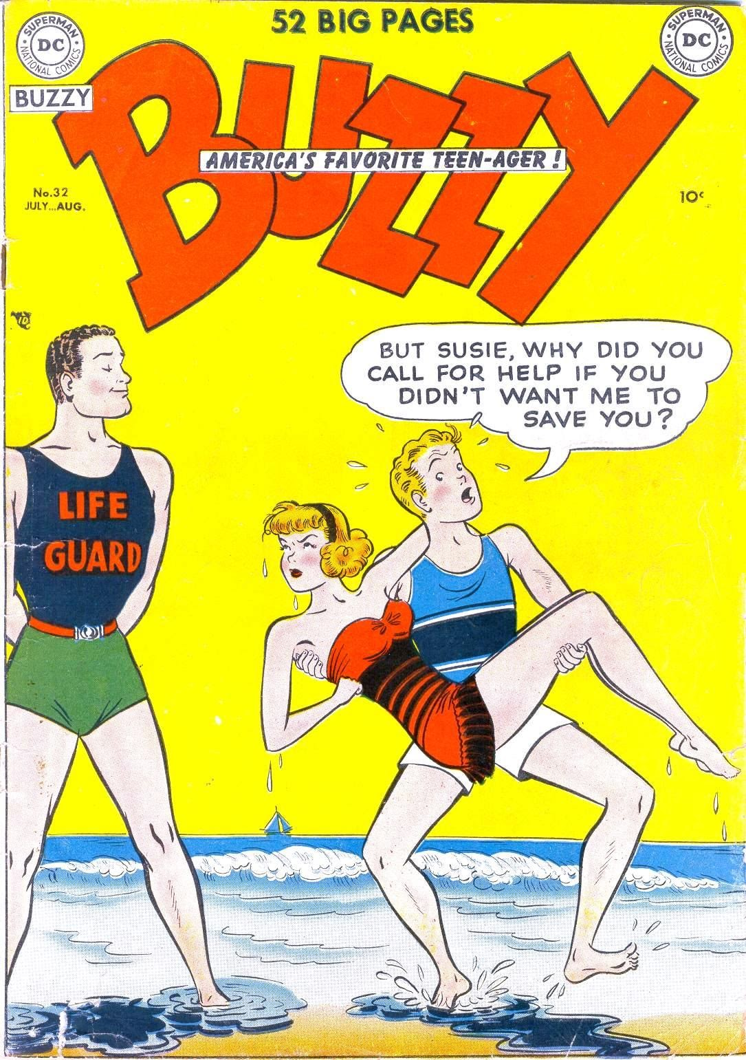 Buzzy issue 32 - Page 1