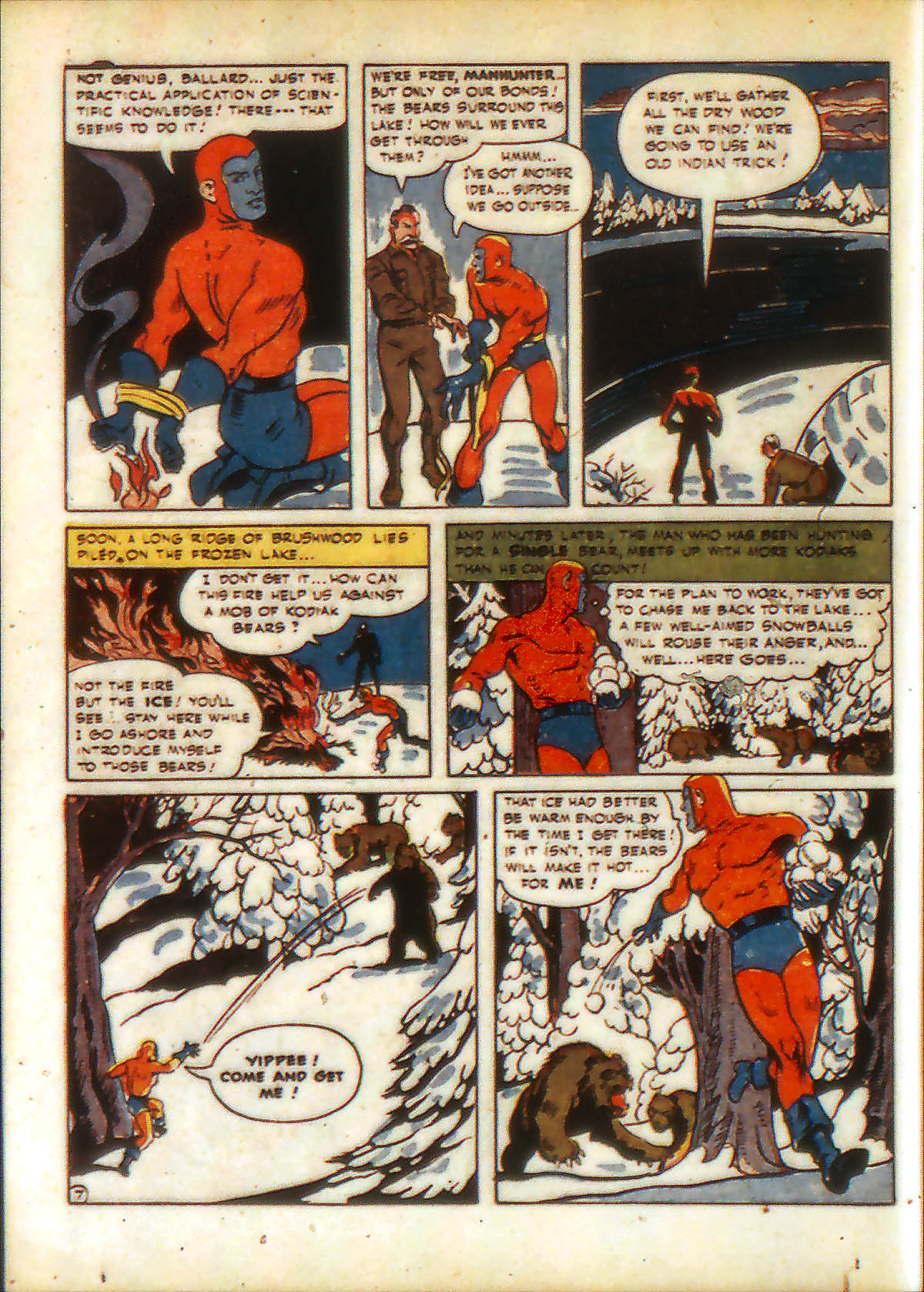 Read online Adventure Comics (1938) comic -  Issue #88 - 46