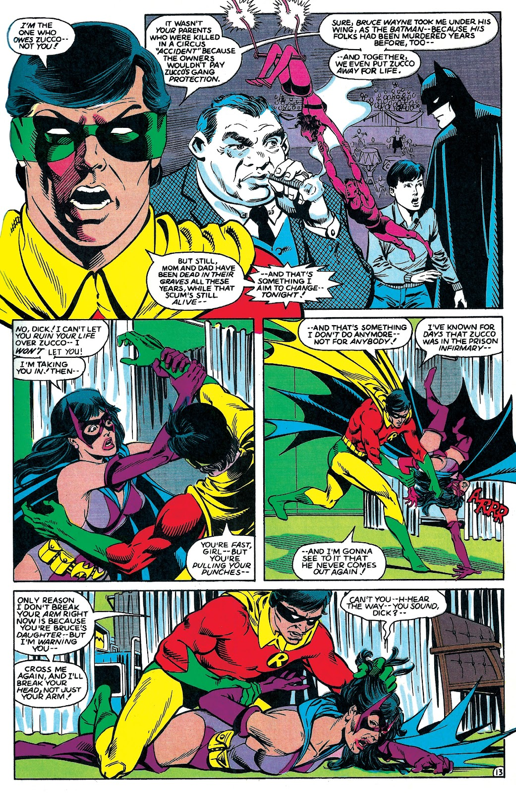 Infinity Inc. (1984) issue 6 - Page 14
