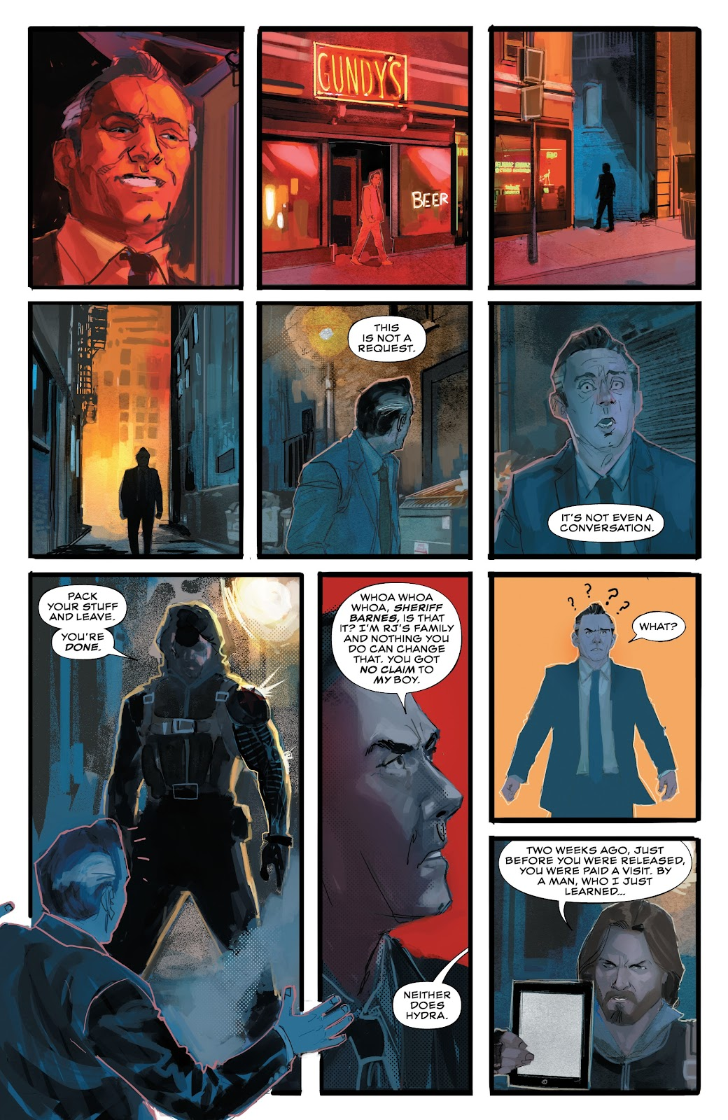 Read online Winter Soldier (2018) comic -  Issue #4 - 20