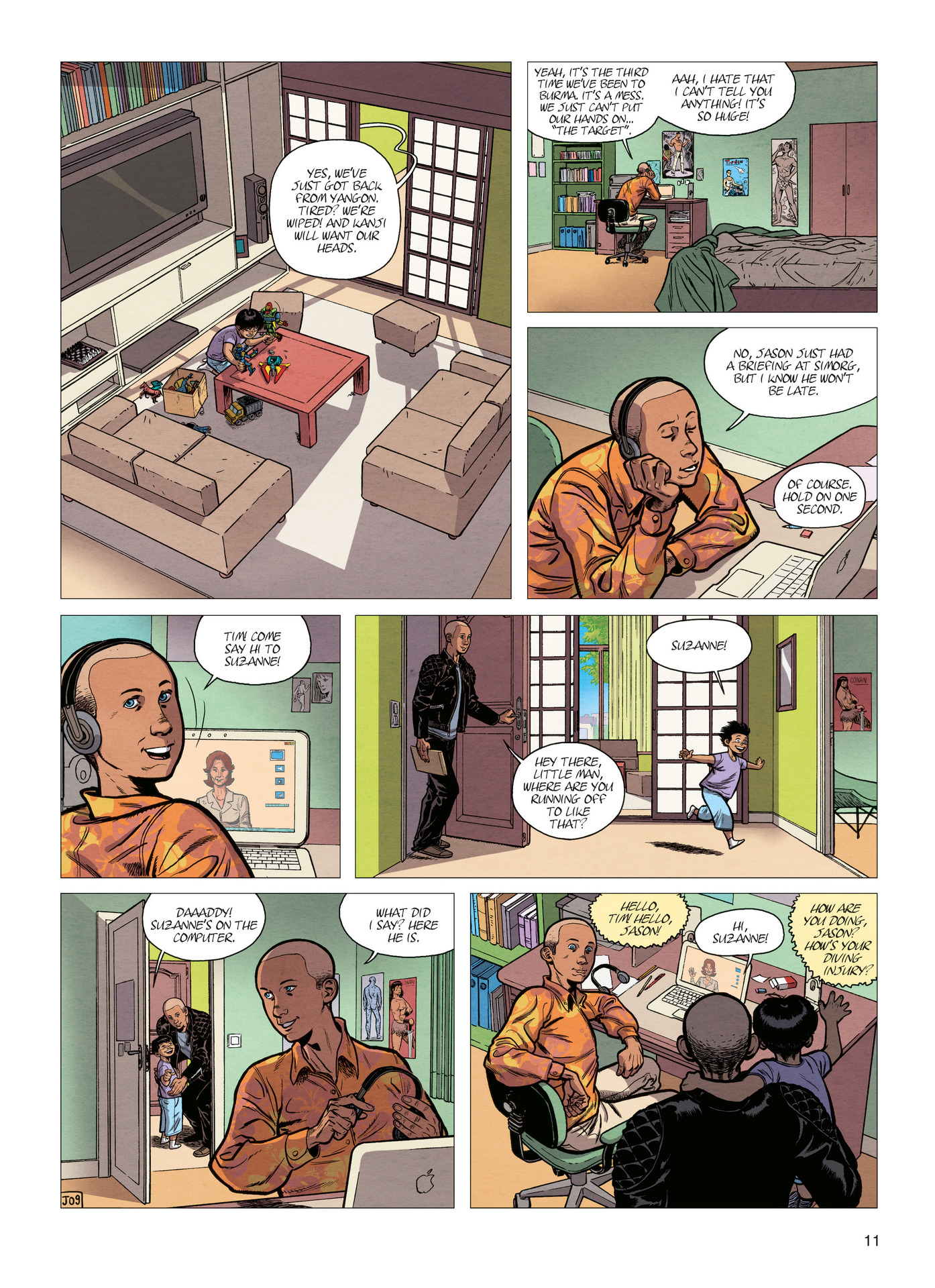 Read online Alter Ego comic -  Issue #4 - 13