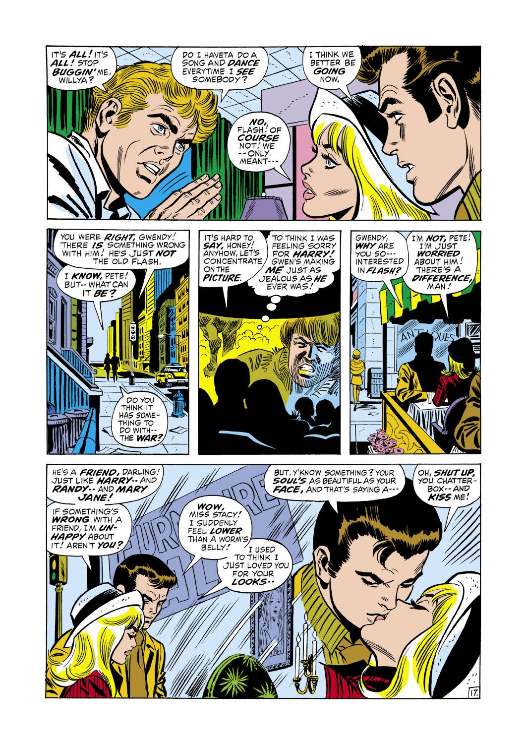 The Amazing Spider-Man (1963) 106 Page 17
