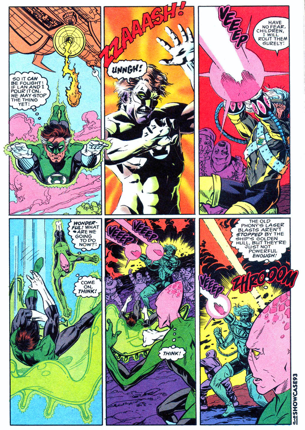 Read online Showcase '93 comic -  Issue #12 - 27