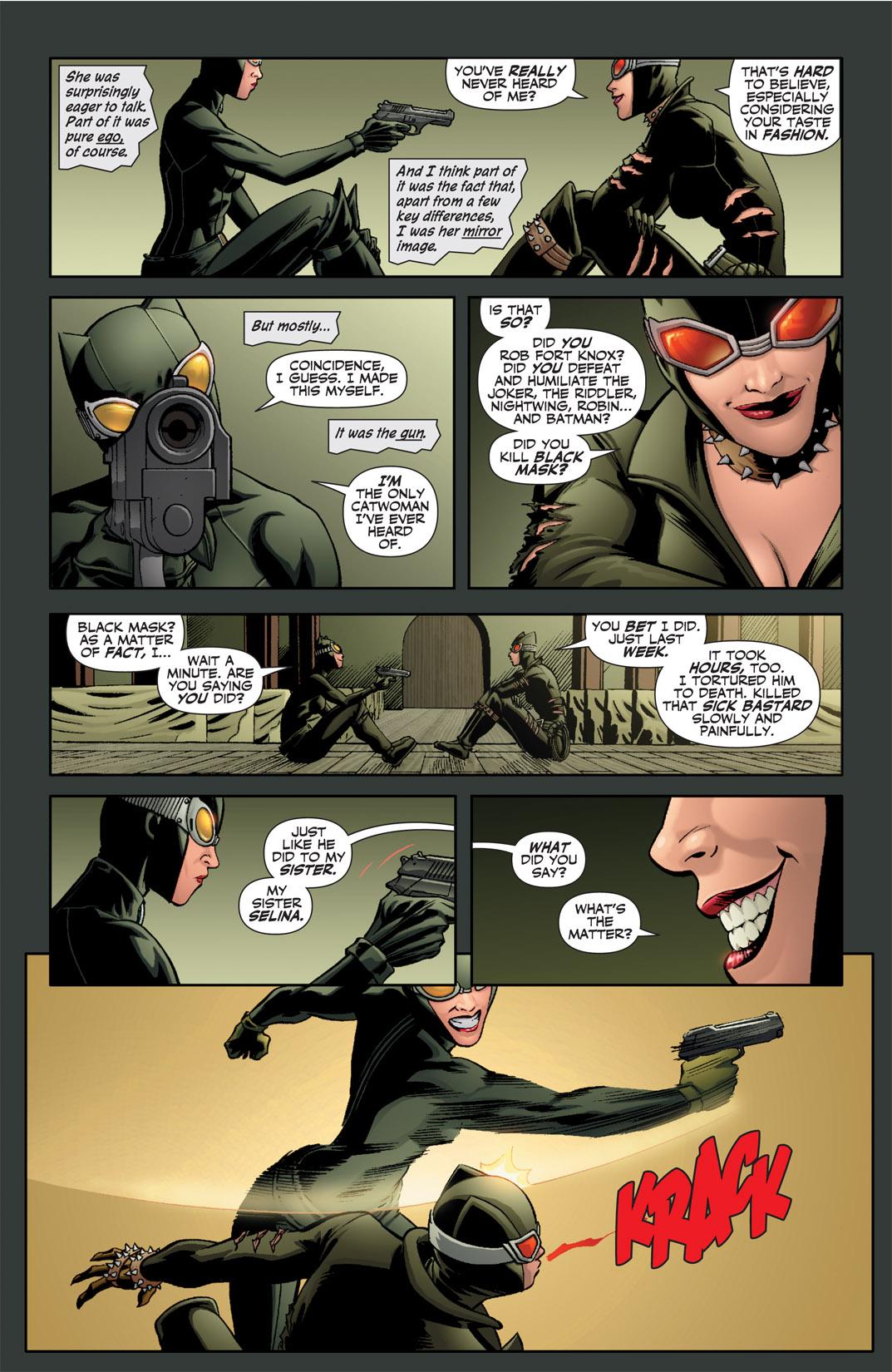 Catwoman (2002) #76 #76 - English 16