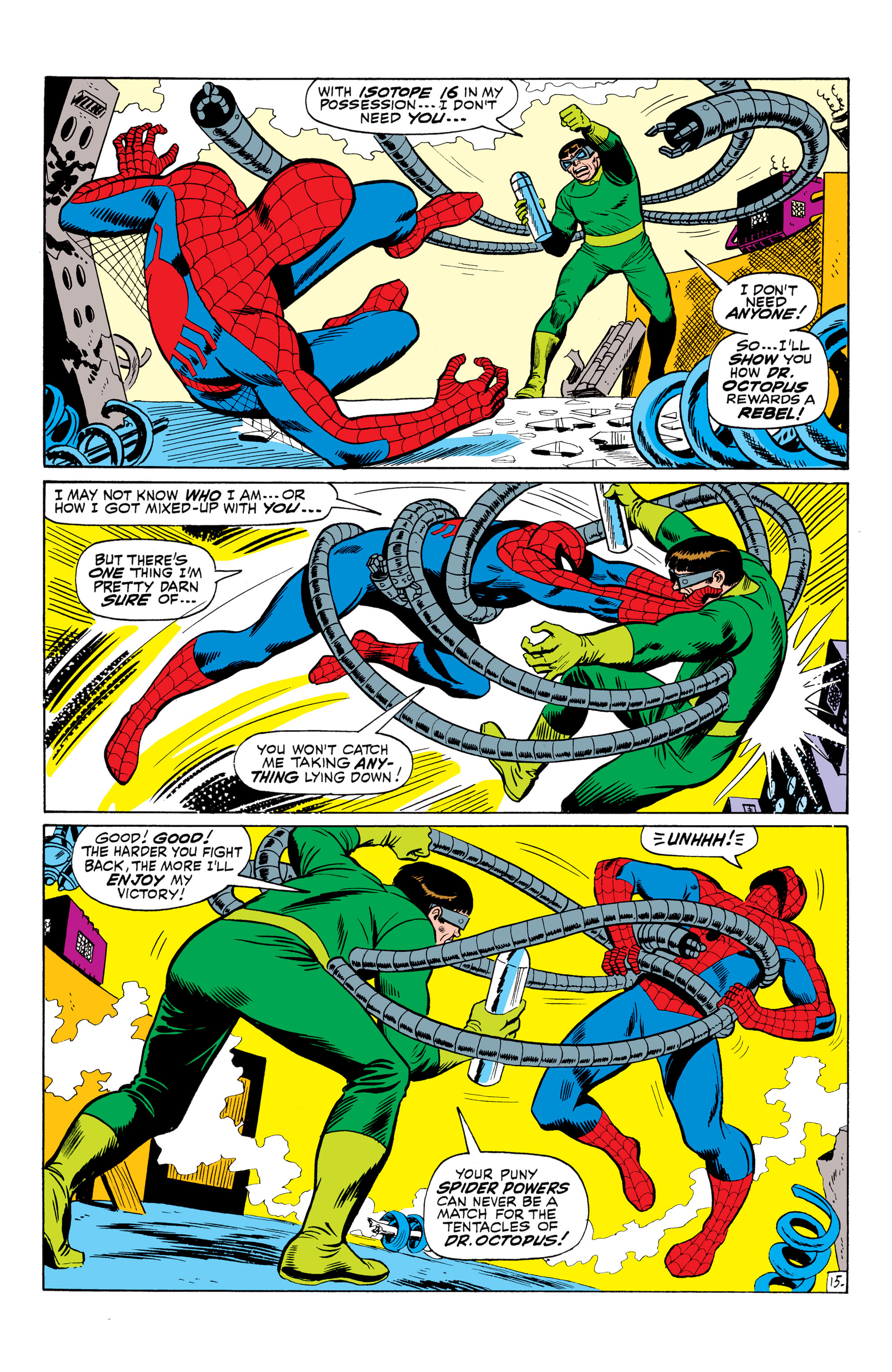 The Amazing Spider-Man (1963) 56 Page 15