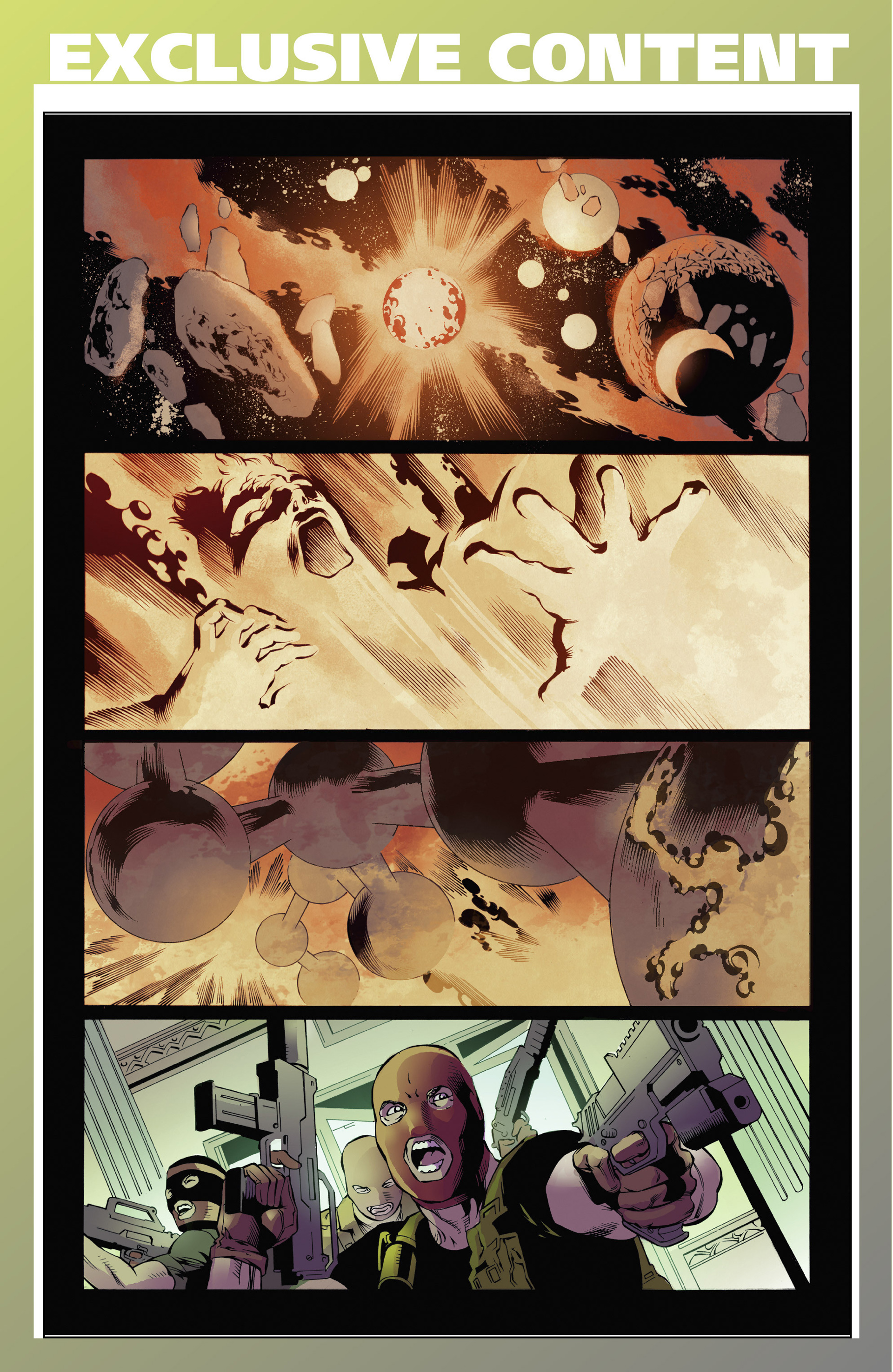 Read online Solar: Man of the Atom (2014) comic -  Issue #1 - 27