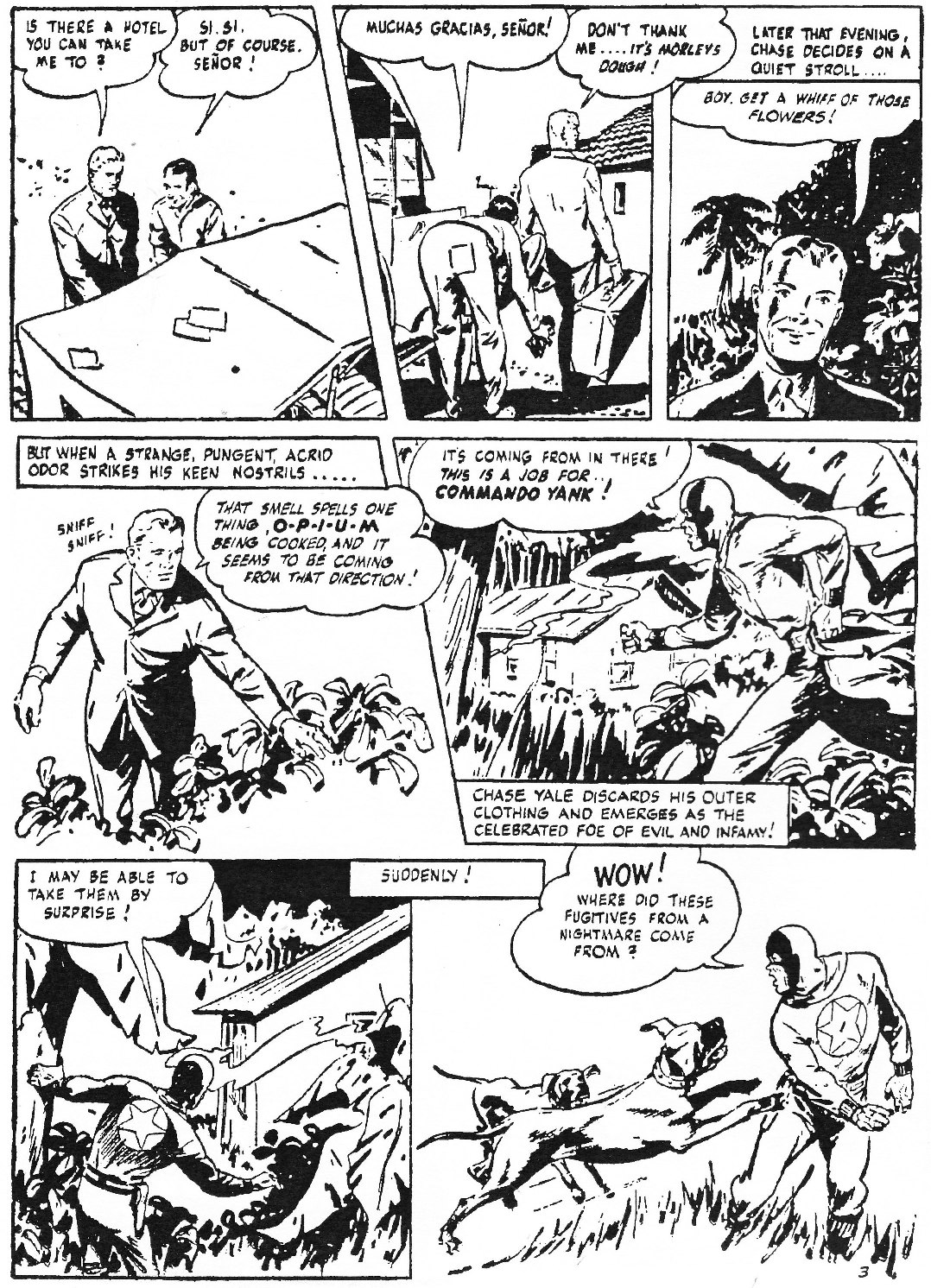 Read online Men of Mystery Comics comic -  Issue #73 - 6