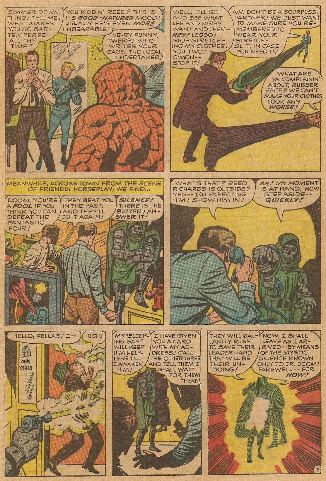 Marvel Collectors' Item Classics issue 8 - Page 9