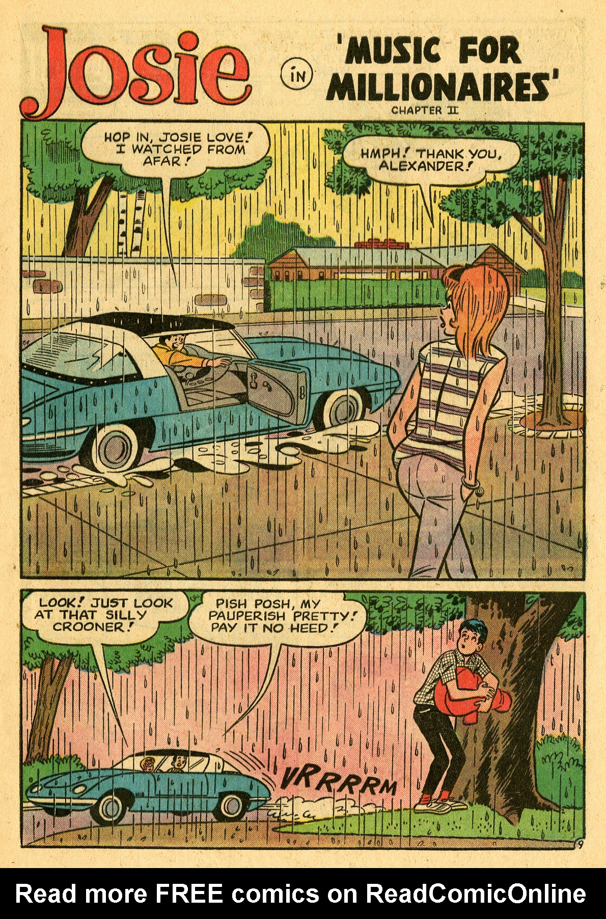 Read online She's Josie comic -  Issue #7 - 13