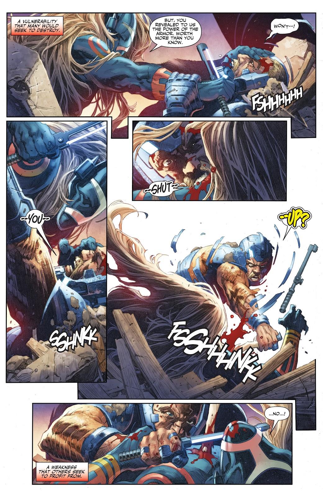 Read online X-O Manowar (2017) comic -  Issue #24 - 15