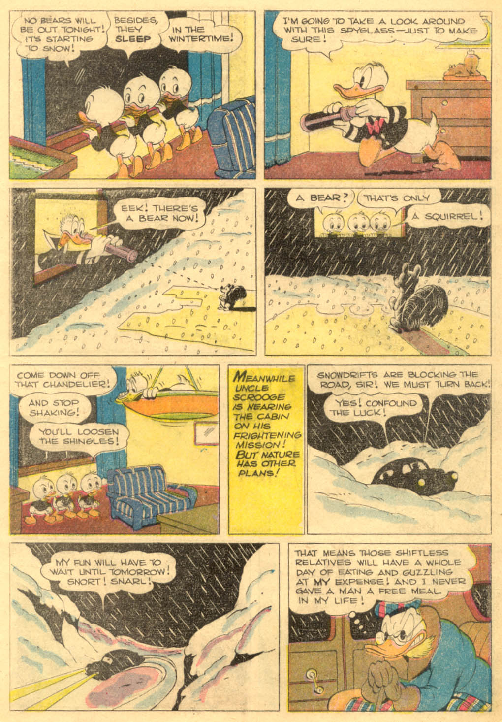 Four Color Comics issue 178 - Page 7
